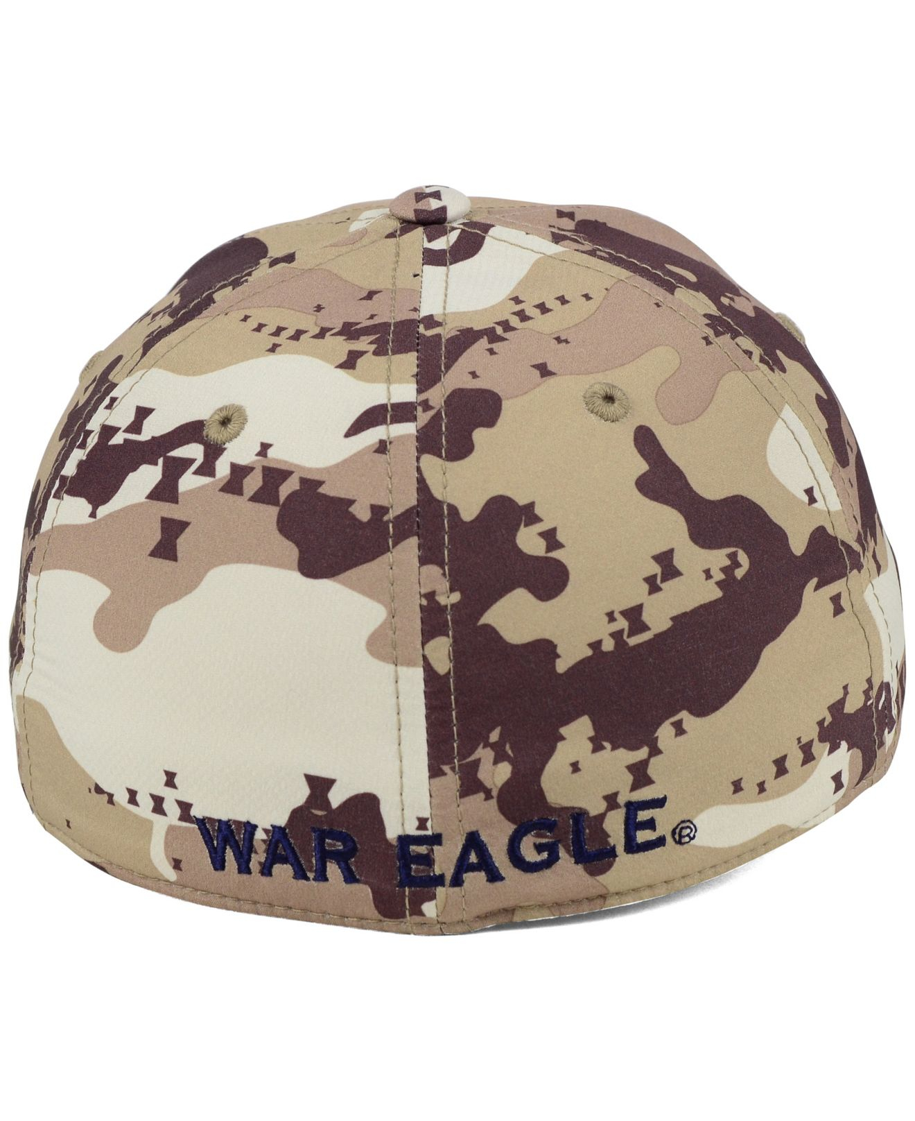 ... coupon code lyst under armour auburn tigers camo stretch cap in green  for men 29e86 596c7 ea21ebf00f15
