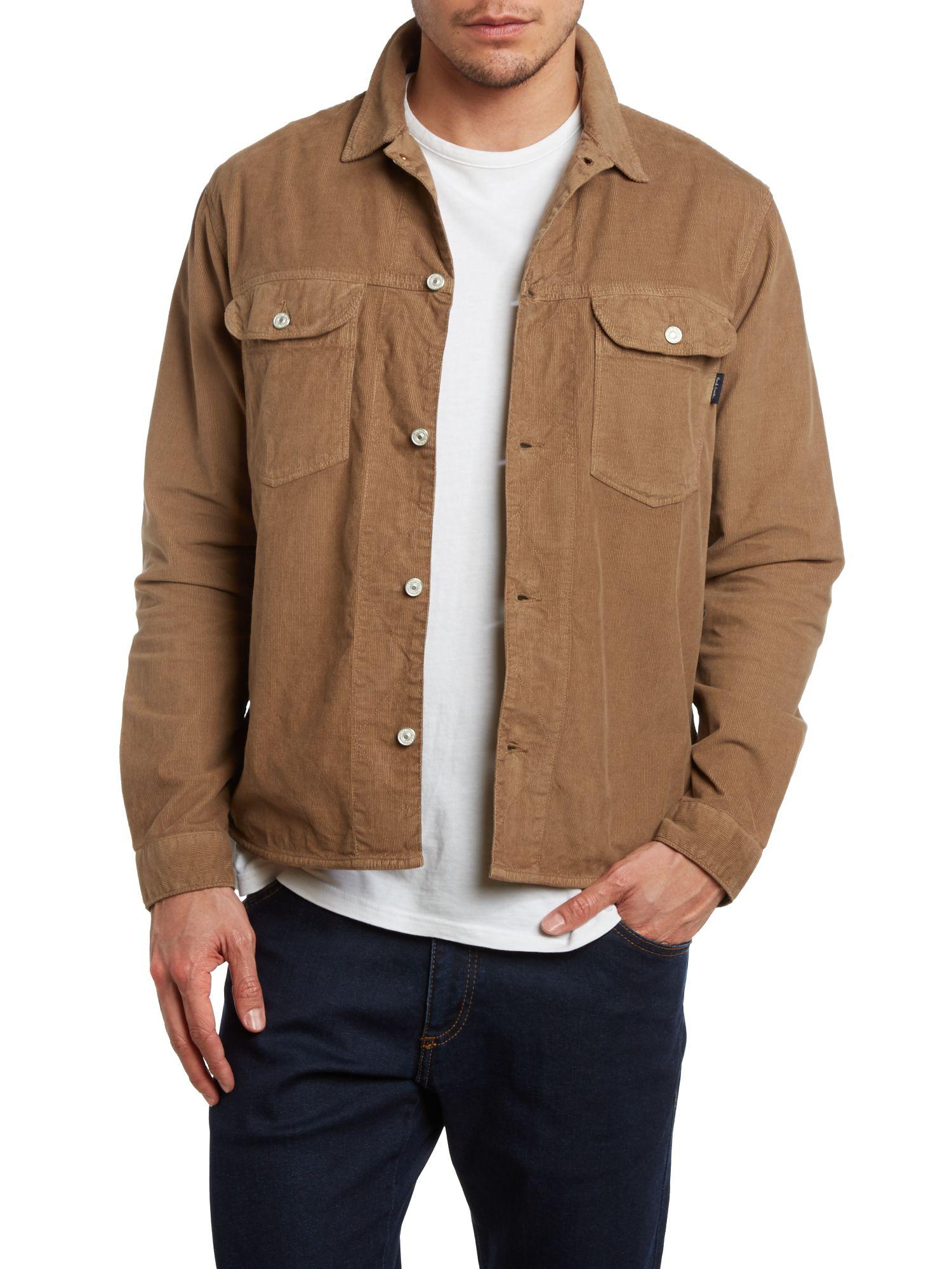 Brown Cord Jacket | Outdoor Jacket