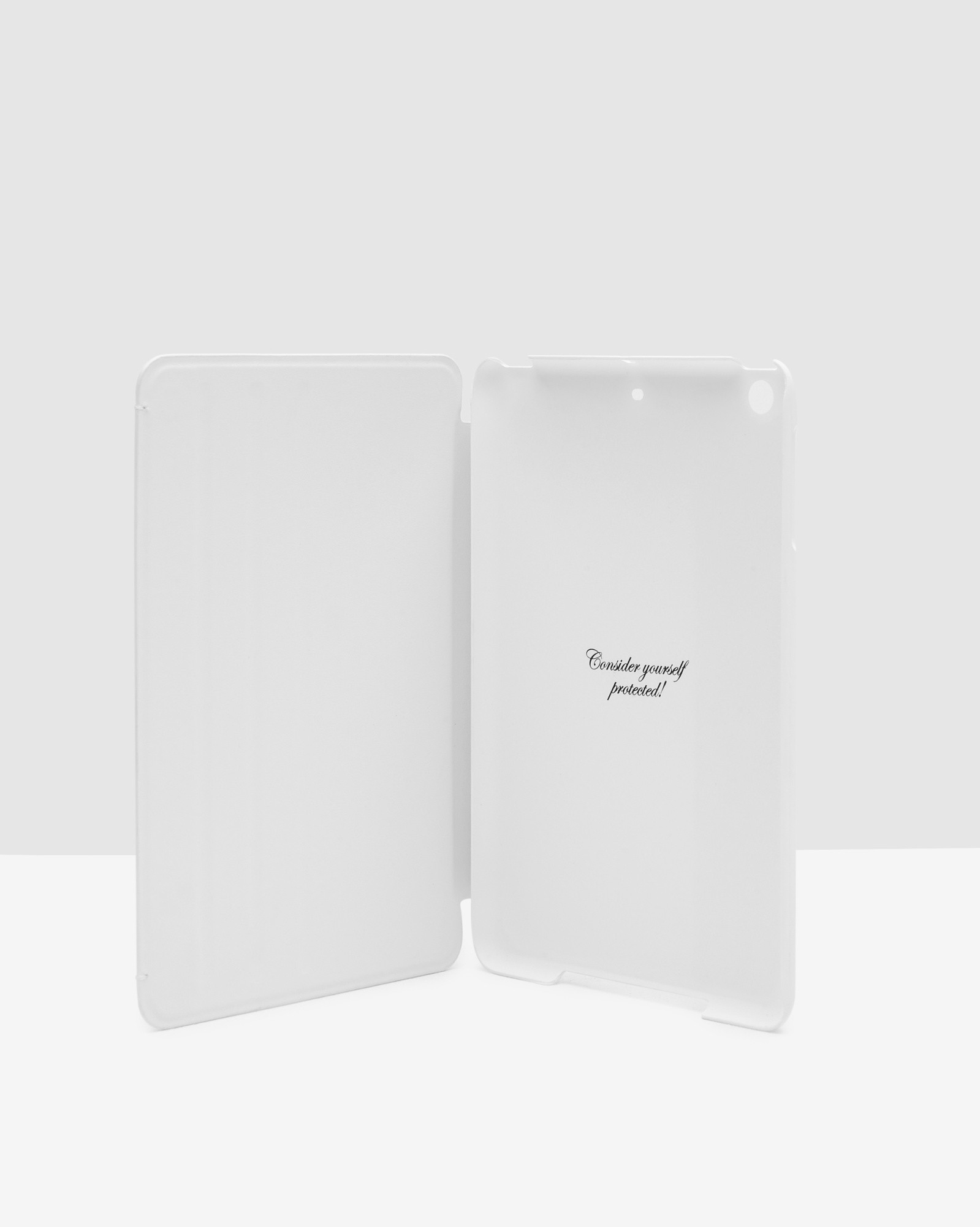 ted baker hanging gardens ipad mini case in white lyst