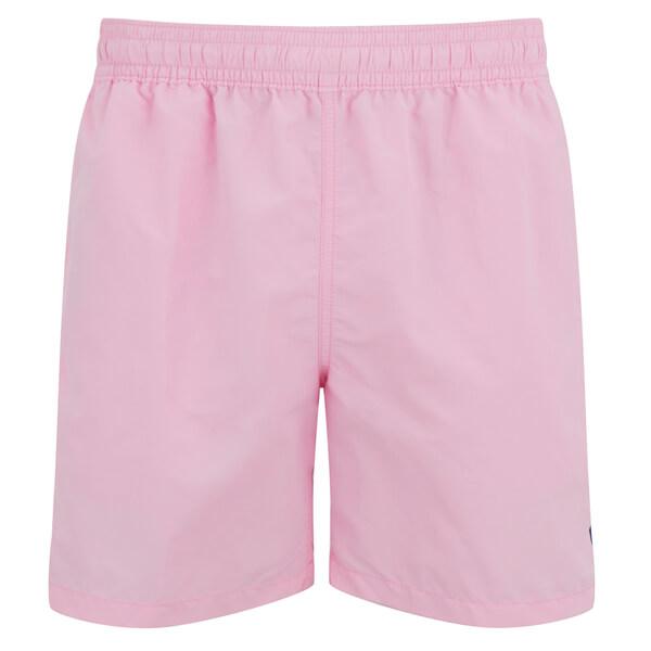 4e259b4db8 Polo Ralph Lauren Men's Hawaiian Swim Shorts in Pink for Men - Lyst