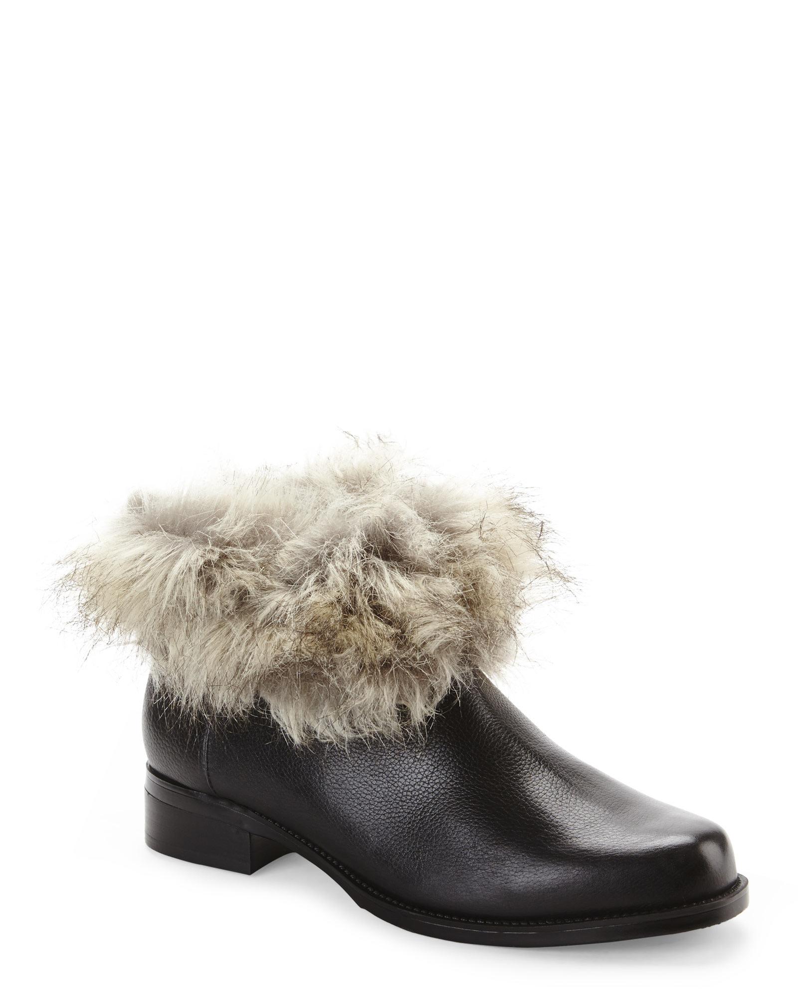 Ellen Tracy Shoes  Ellen Tracy Bear Womens Boots Black