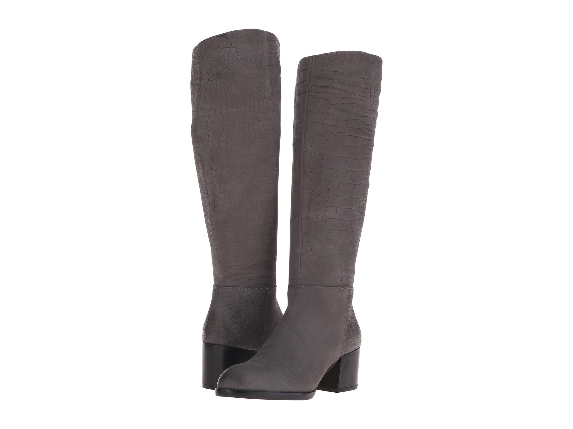 Womens Boots Sam Edelman Joelle Steel Grey