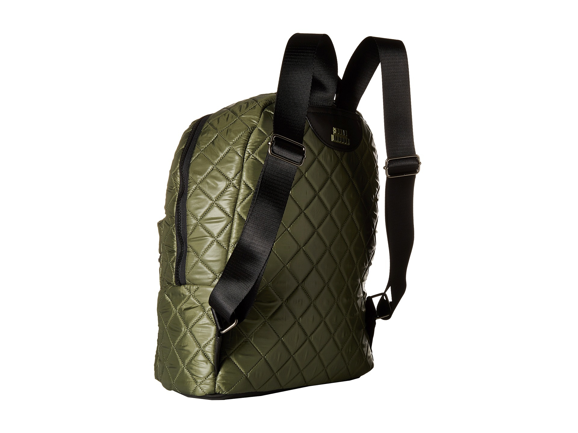 2e94716d55 Steve Madden Benvoy Quilted Backpack in Green - Lyst