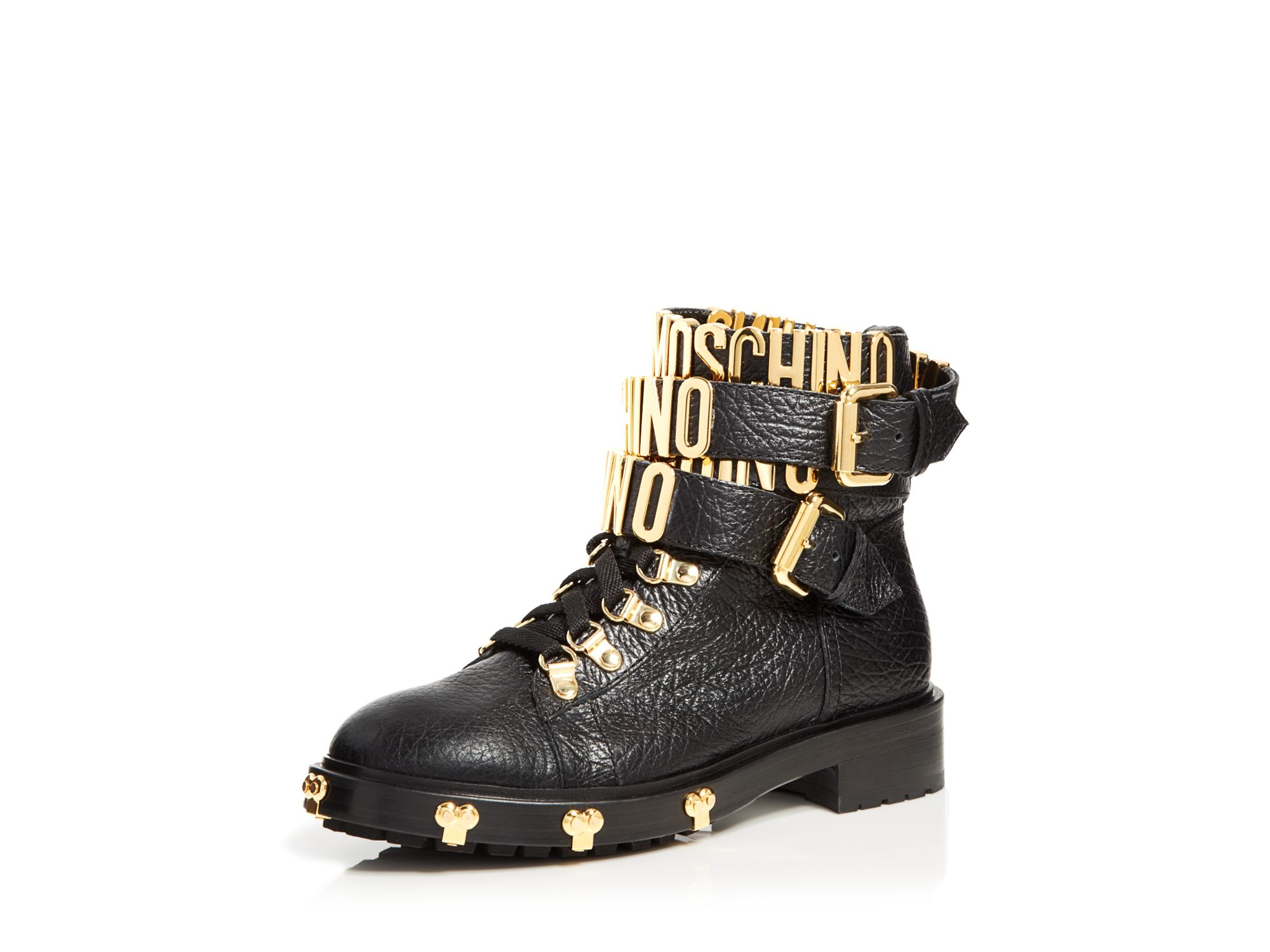 FOOTWEAR - Boots Moschino gOmm9JX