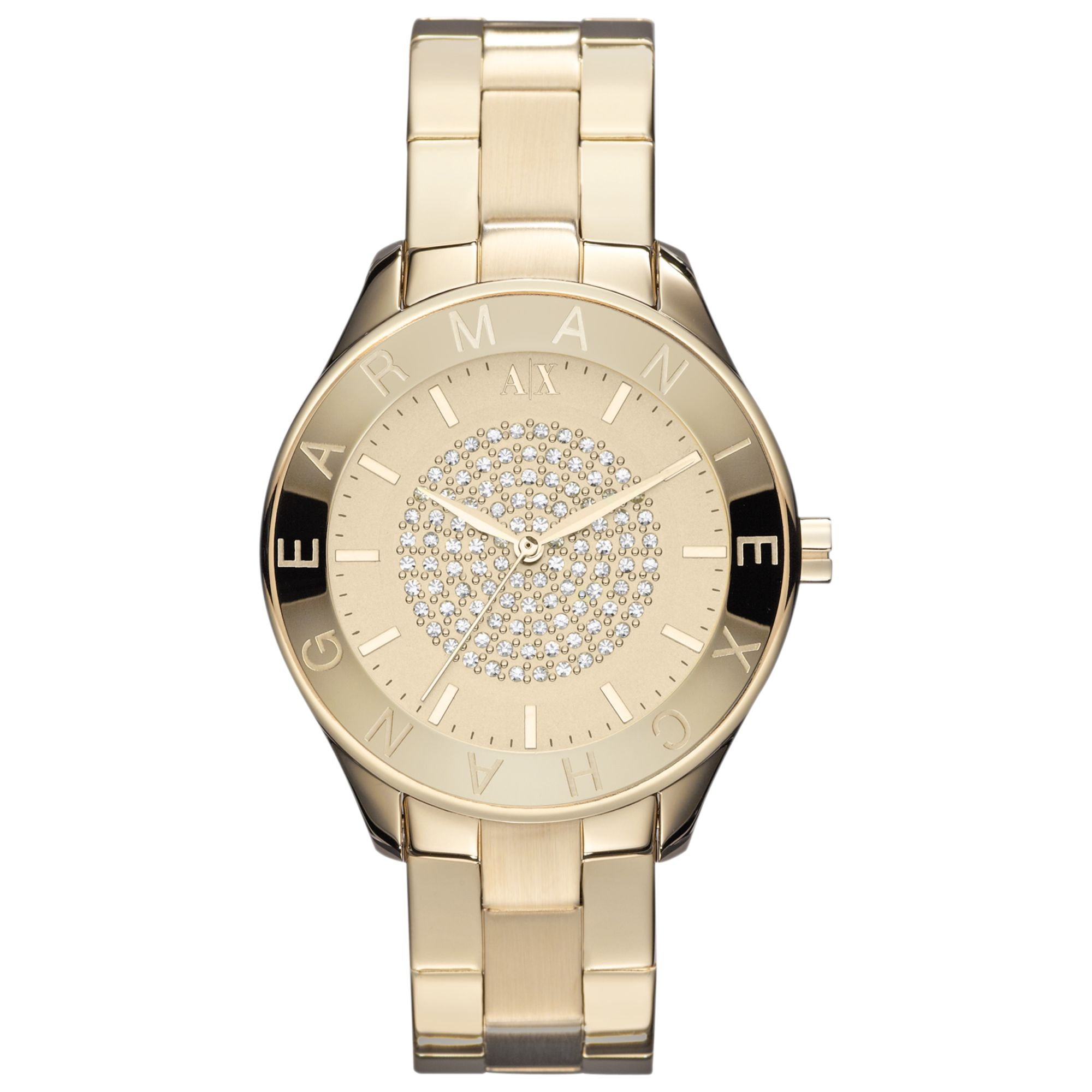 Exchange Armani watches for women gold pictures