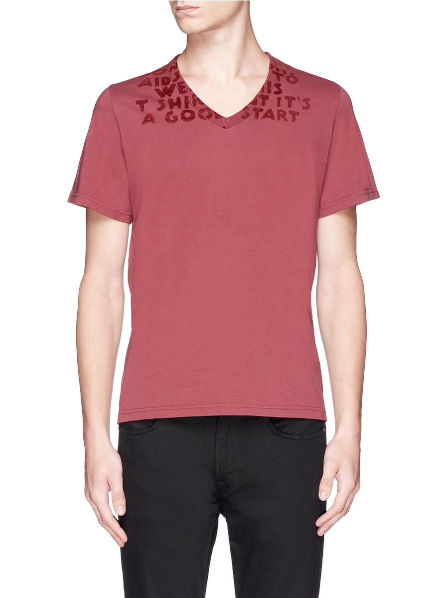 Burberry T Shirt Mens