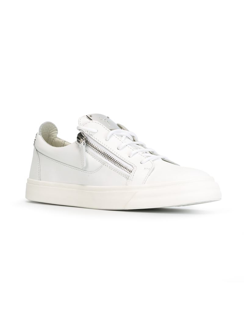 TEXTURED - Sneaker low - white MR6WNZh
