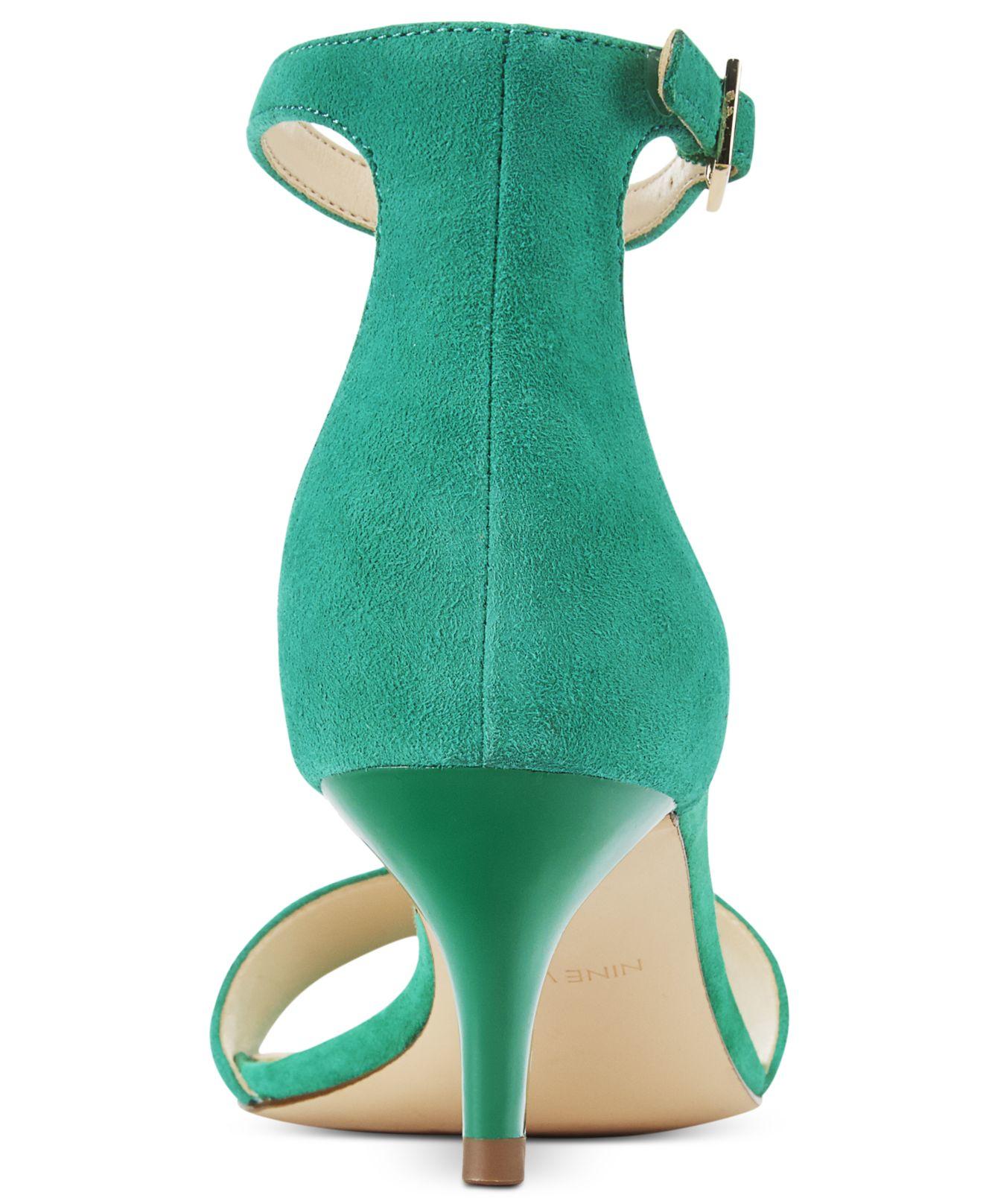 Debenhams Womens Shoes Green
