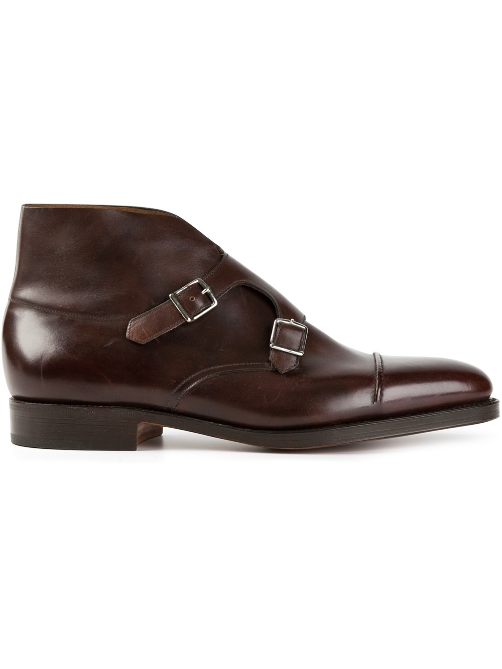 Lyst John Lobb William Ii Boots In Brown For Men