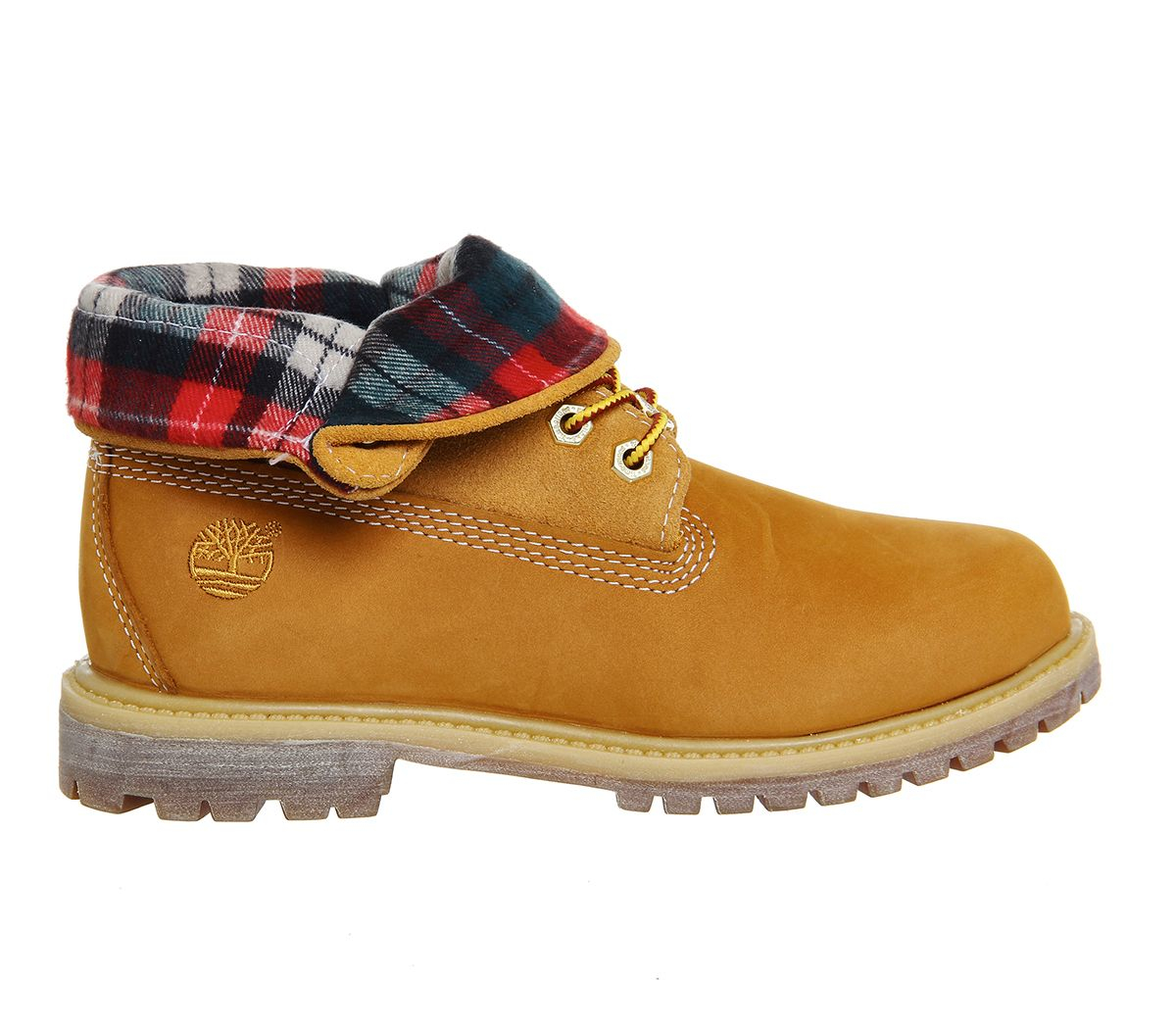 how to wear timberland roll top boots