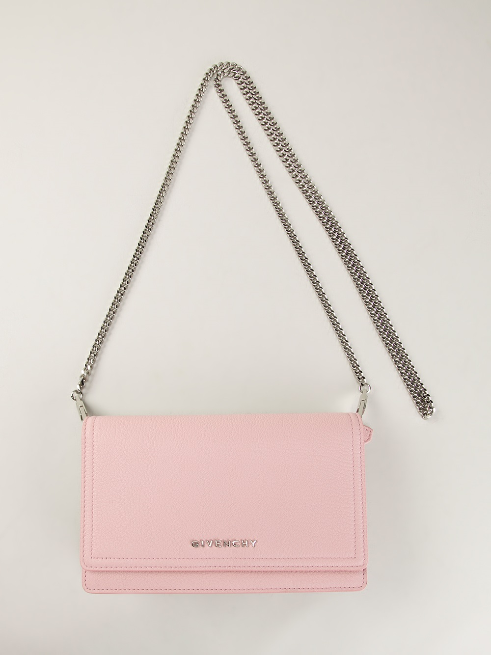Givenchy Pandora Mini Shoulder Bag in Pink - Lyst c28da89578357