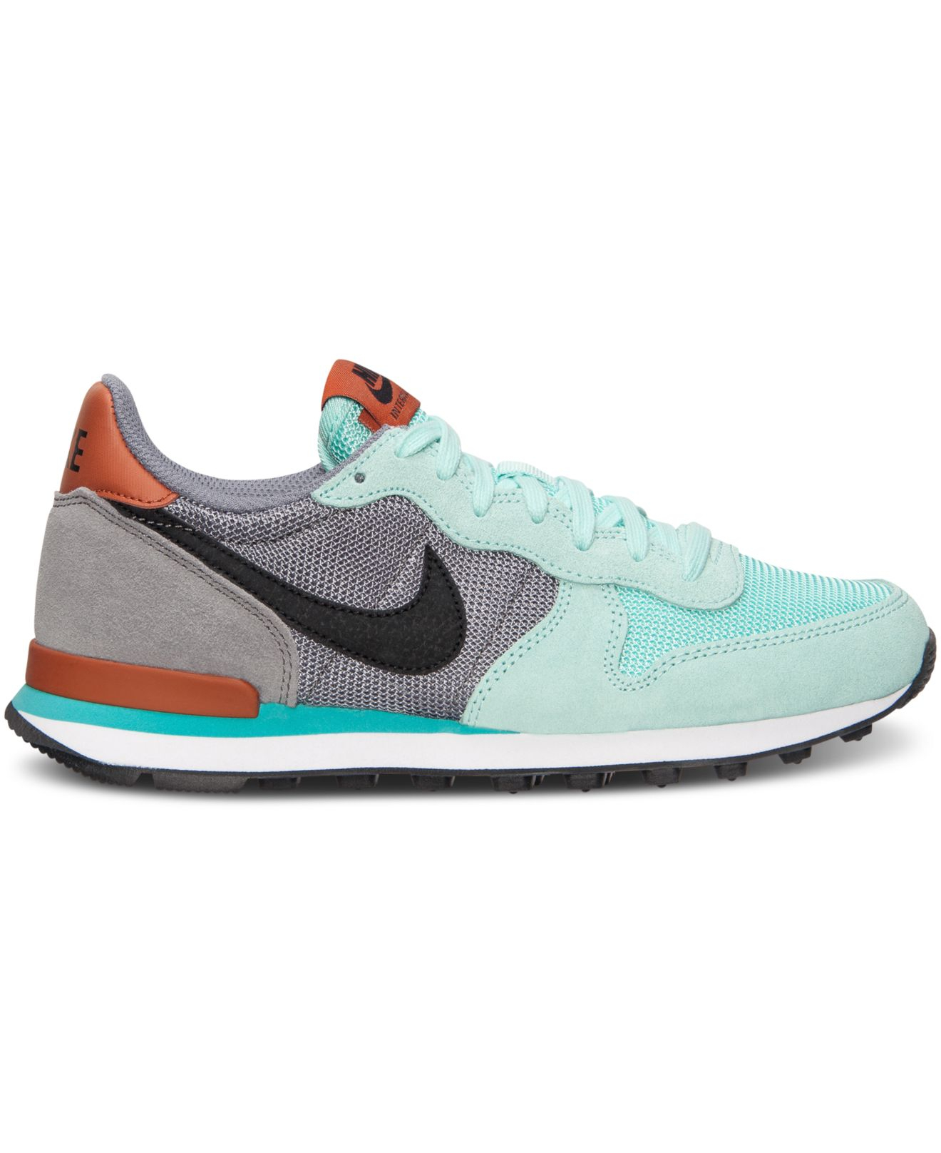 Nike Women's Internationalist Casual Sneakers From Finish ...
