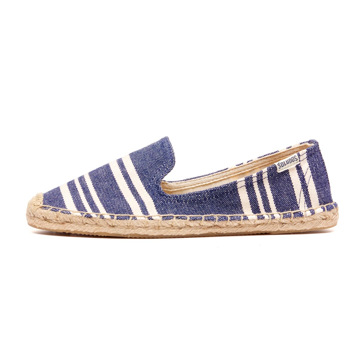 01953bf01 Soludos Candy Stripe Espadrilles in Blue - Lyst