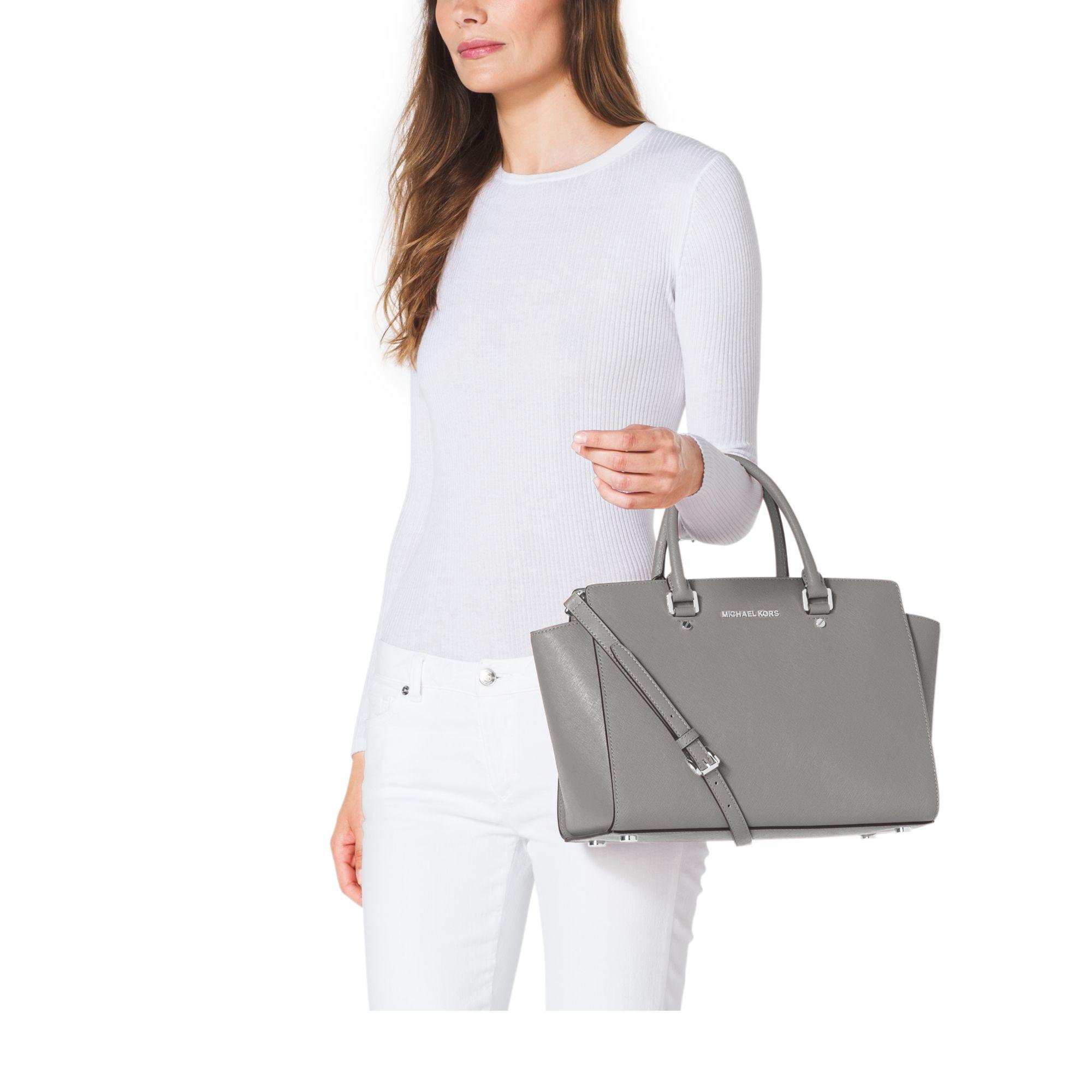 bf56014b1f91 Gallery. Women s Michael By Michael Kors Selma Women s Doctor Bag ...