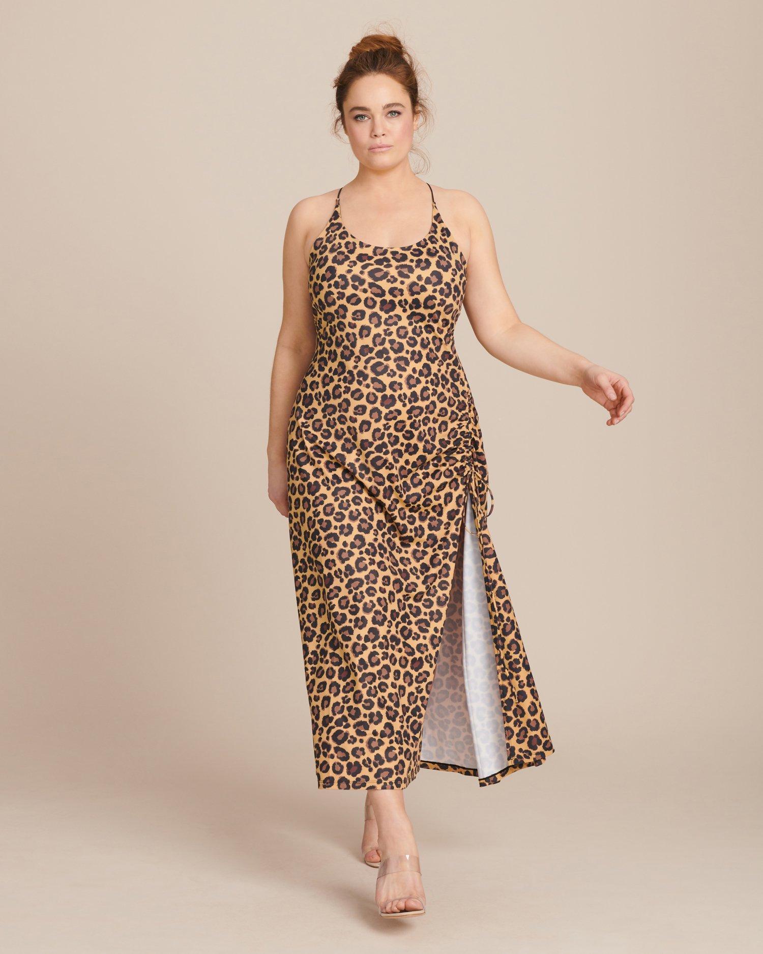 d69681a568 Adam Selman. Women s Built-in Bra Slit Dress