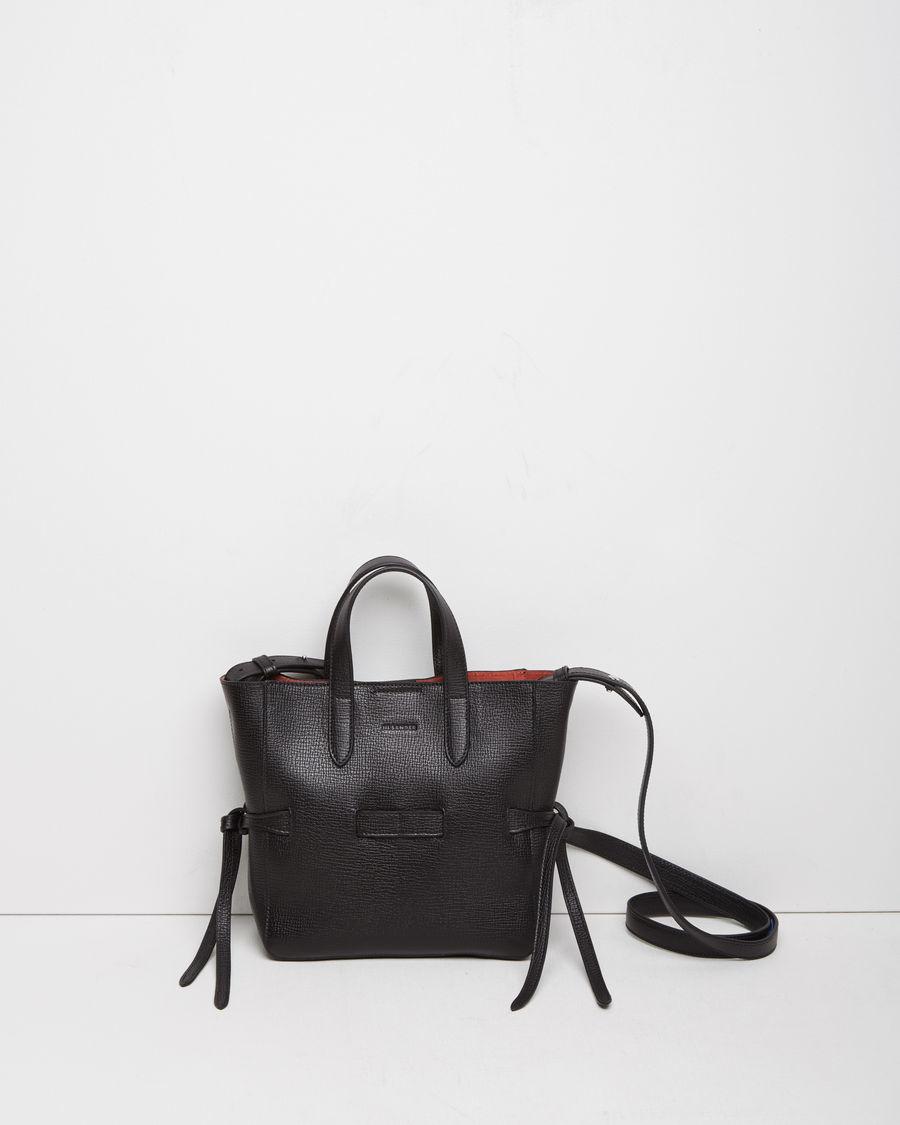 Jil Sander side handle tote bag - Black TV8vIQ1