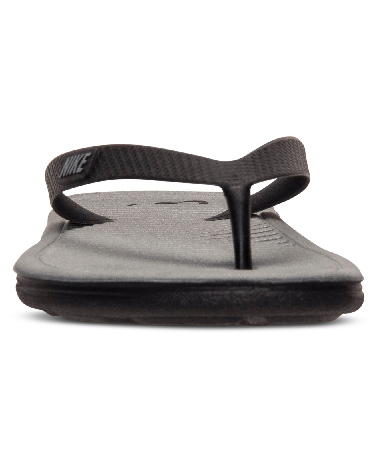 Lyst - Nike Men s Solarsoft Thong Ii Sandals From Finish Line in ... 9245790c3