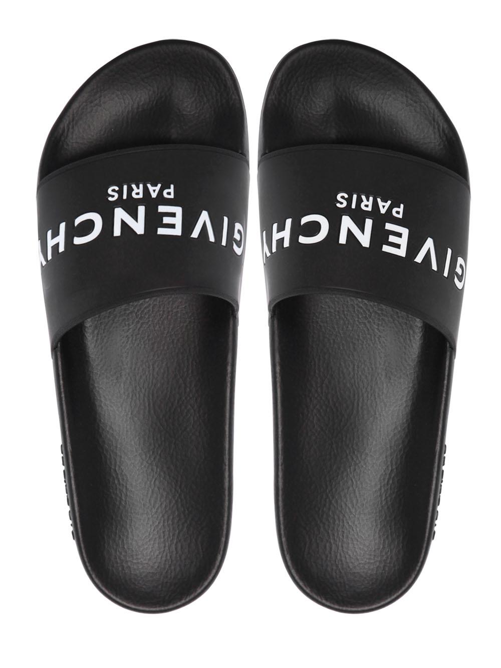 Givenchy Rubber slide sandals s8UWxBgn