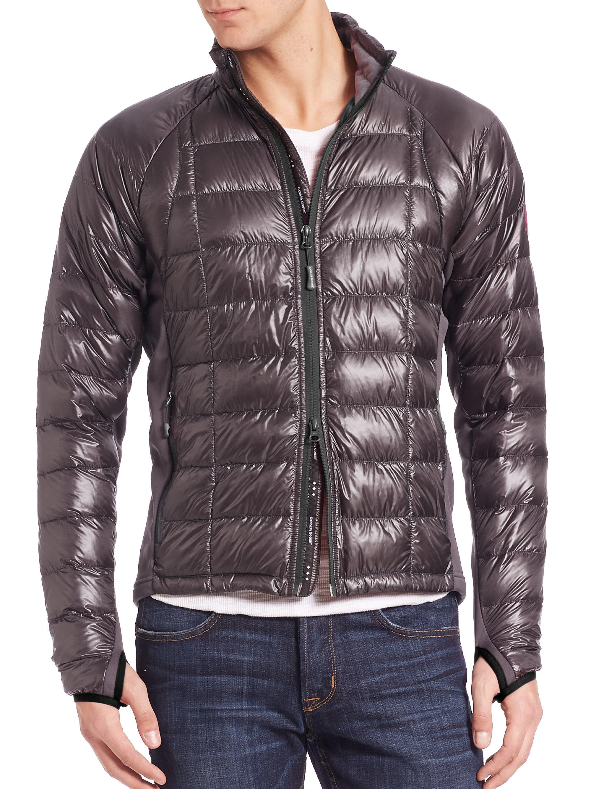 Canada Goose chilliwack parka online discounts - Canada goose Hybridge Lite Jacket in Gray for Men (graphite) | Lyst