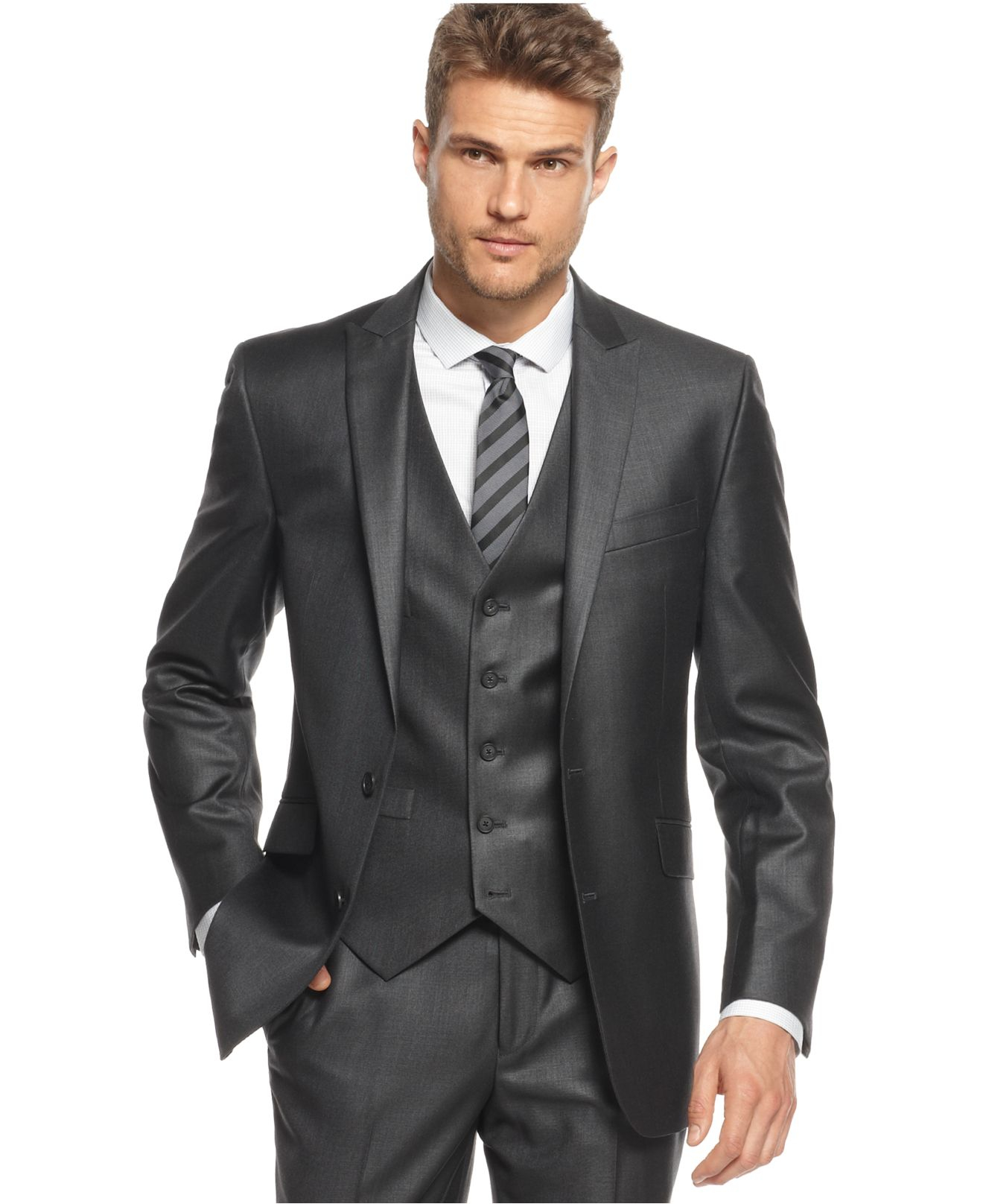 Charcoal Grey Suit Slim Fit | www.pixshark.com - Images ...