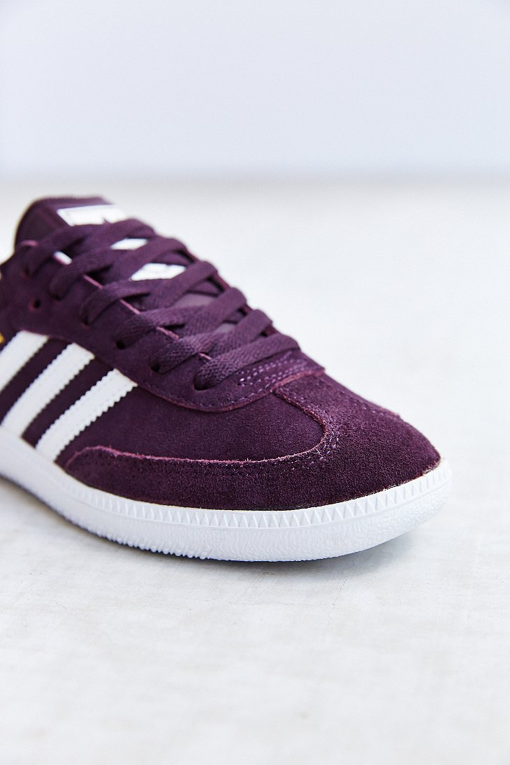 dcb5211dd1cb2 closeout adidas samba primeknit 2.0 fg football boots 2015 purple green  47904 a8459  free shipping lyst adidas originals samba sneaker in purple  a5211 0b4db