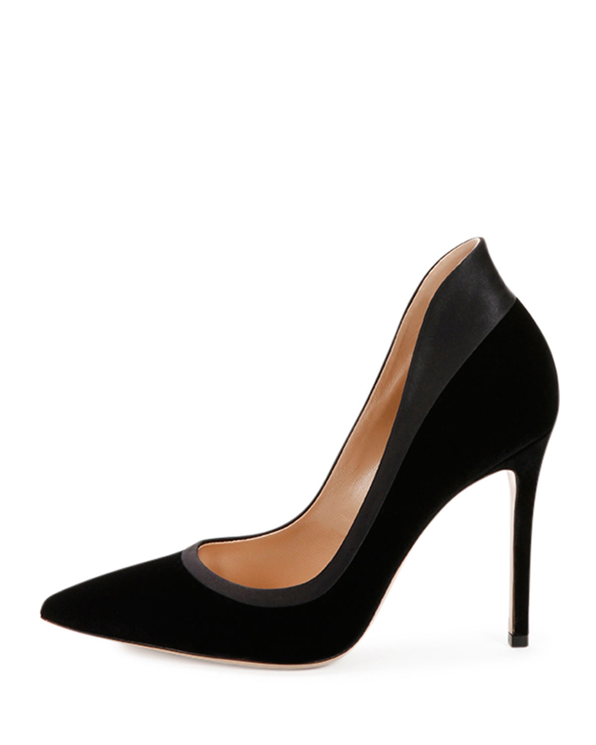 Gianvito Rossi Satin Platform Pumps discount best prices sale best wholesale new styles cheap online discount authentic online 2fLLPE