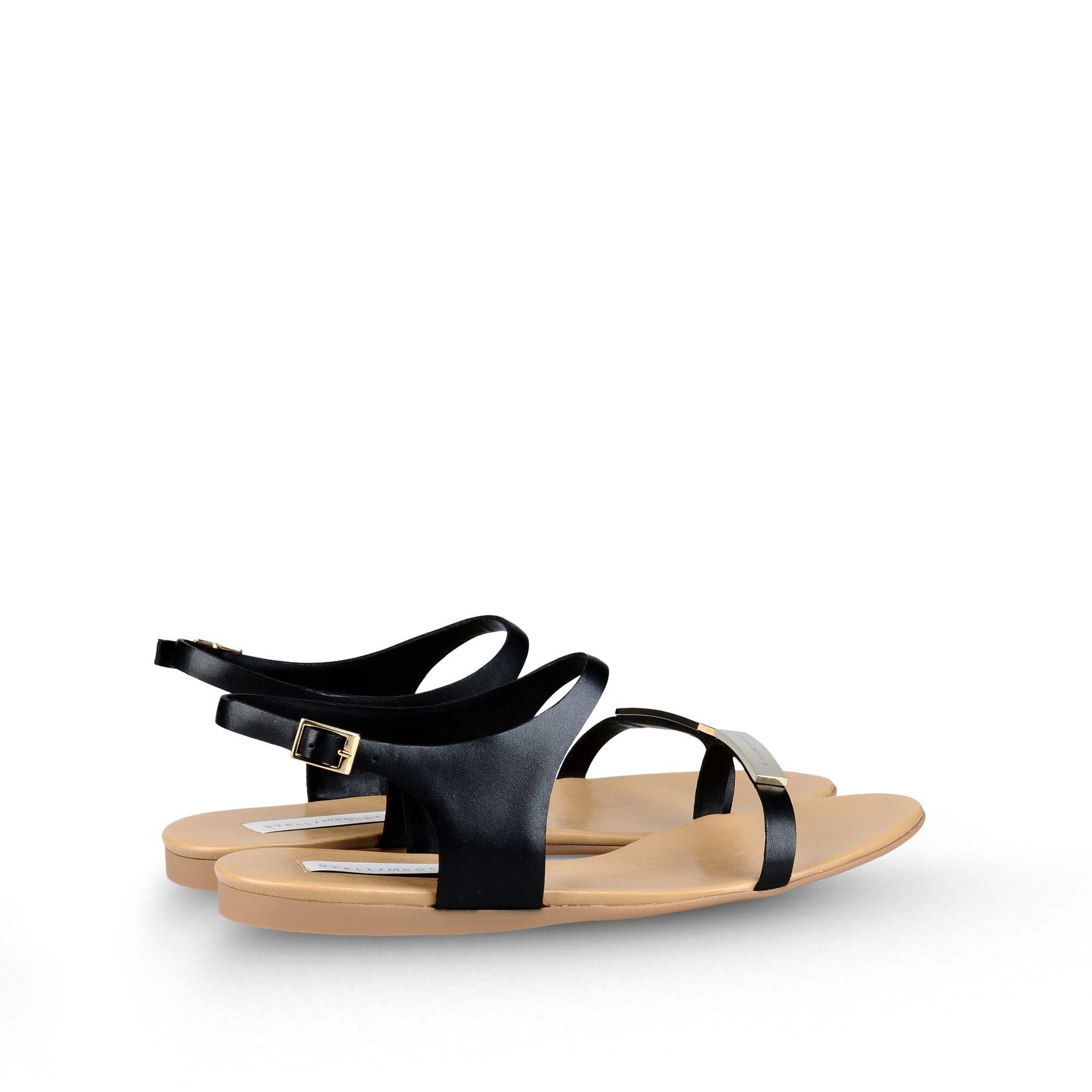 Stella McCartney Bicolor sandals Free Shipping Real Latest Sale Online Shopping Online High Quality Sale Shop Offer Sale Footlocker MbRdTF