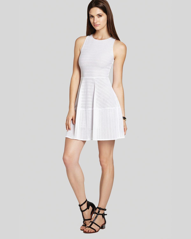 Bcbgmaxazria Bcbg Max Azria Dress Cassandra Aline Lace In