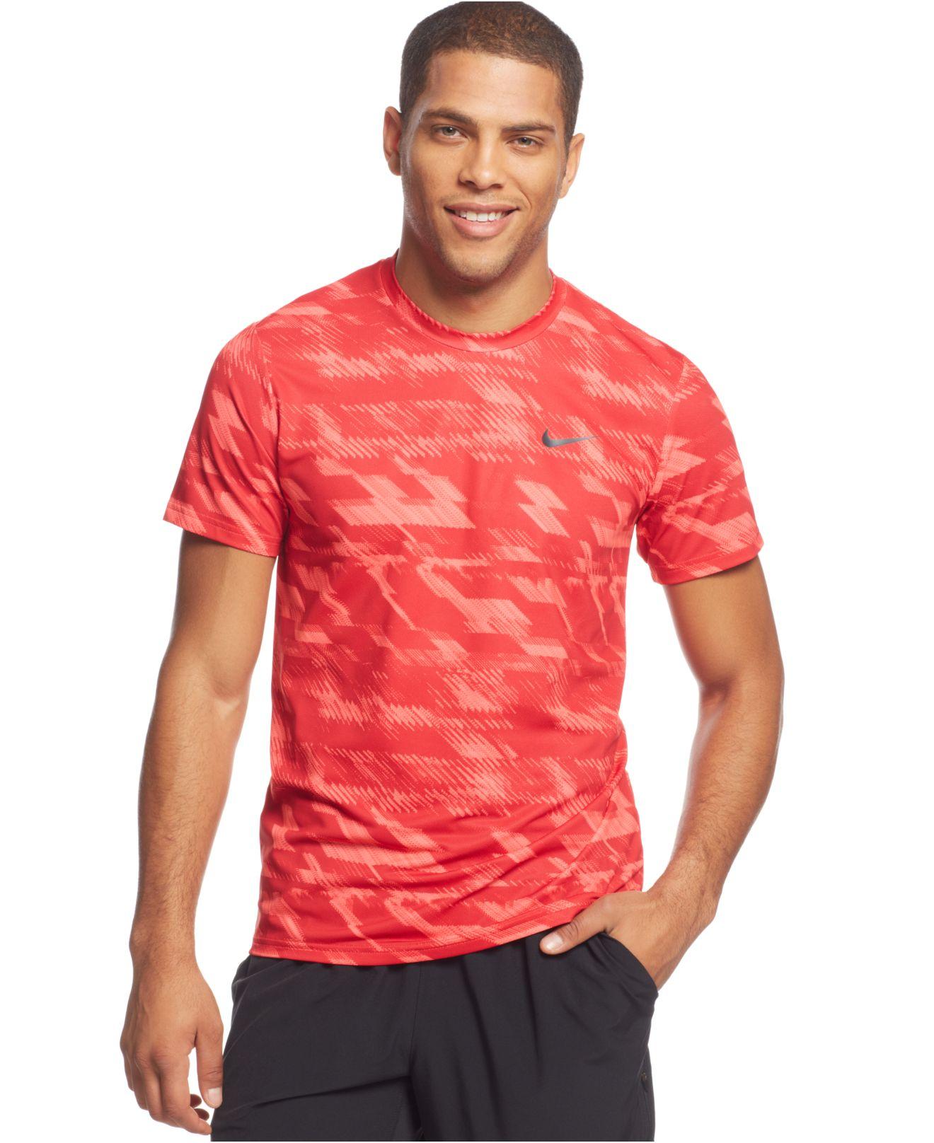 Custom Printed Nike Dri Fit Shirts Bcd Tofu House