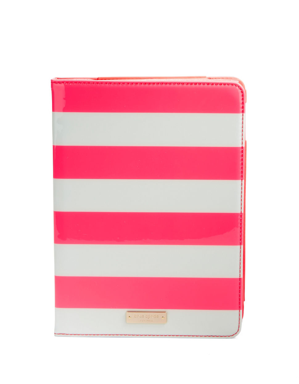 Lyst - Kate Spade New York Striped Ipad Air Case in Pink