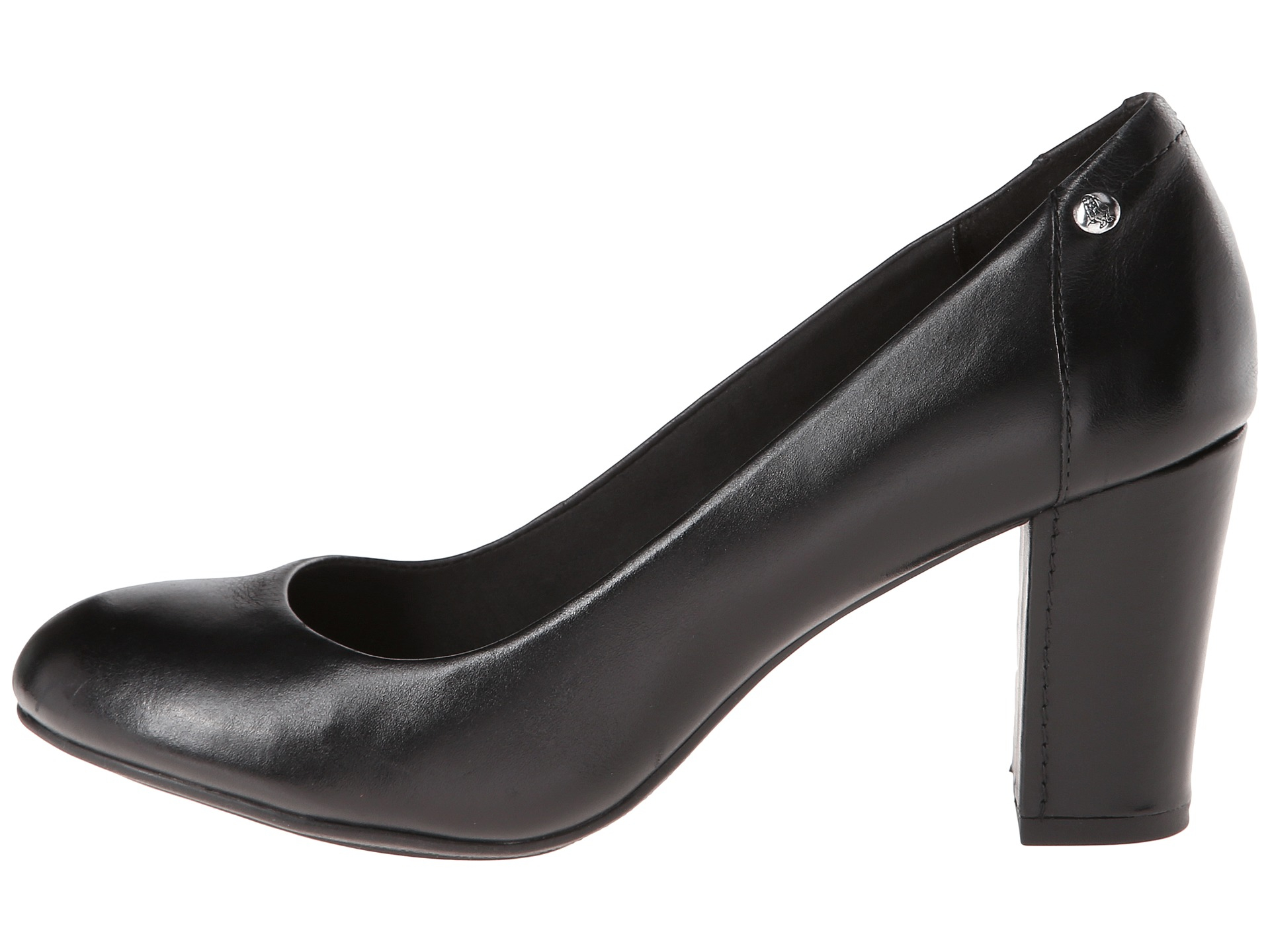 bf236a551291f Hush Puppies Sisany Pump in Black - Lyst