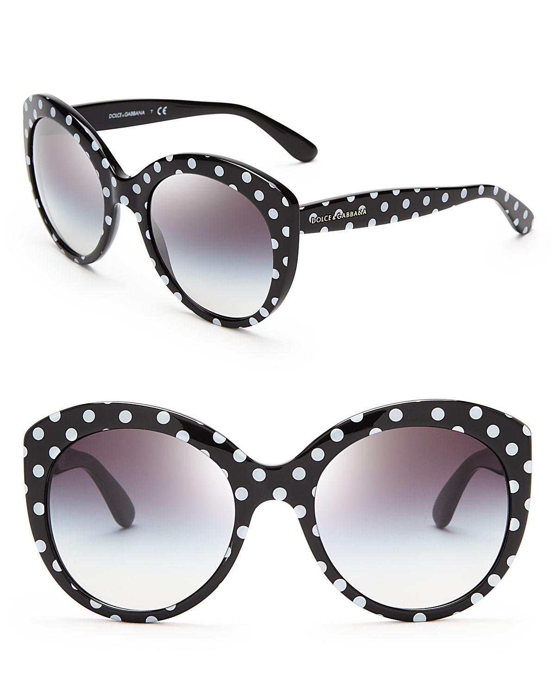 6baf93f9fc1 Dolce And Gabbana Oversized Cat Eye Sunglasses - Bitterroot Public ...