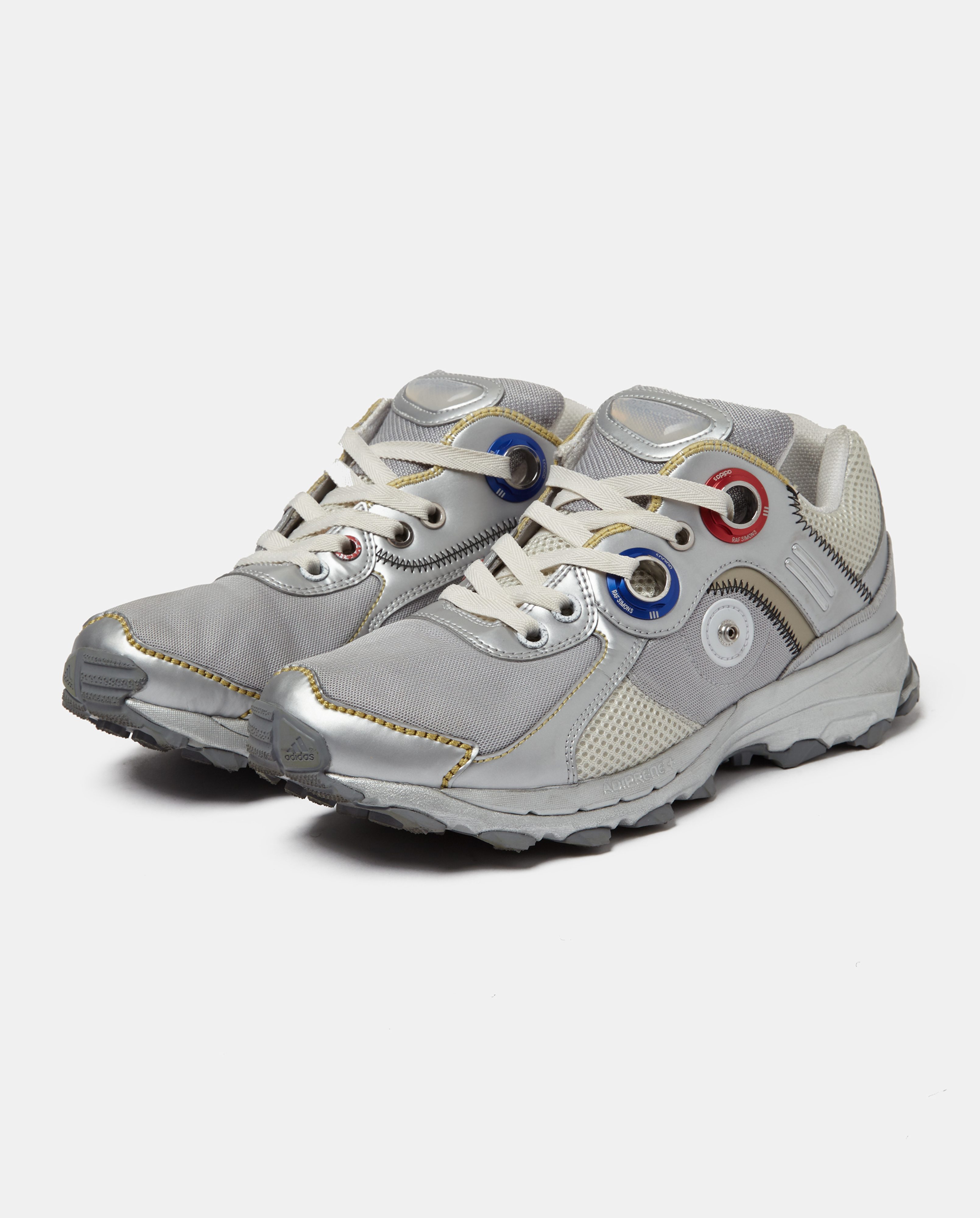 f625ec504bb0 Lyst - adidas By Raf Simons Response Trail Robot Sneakers in ...