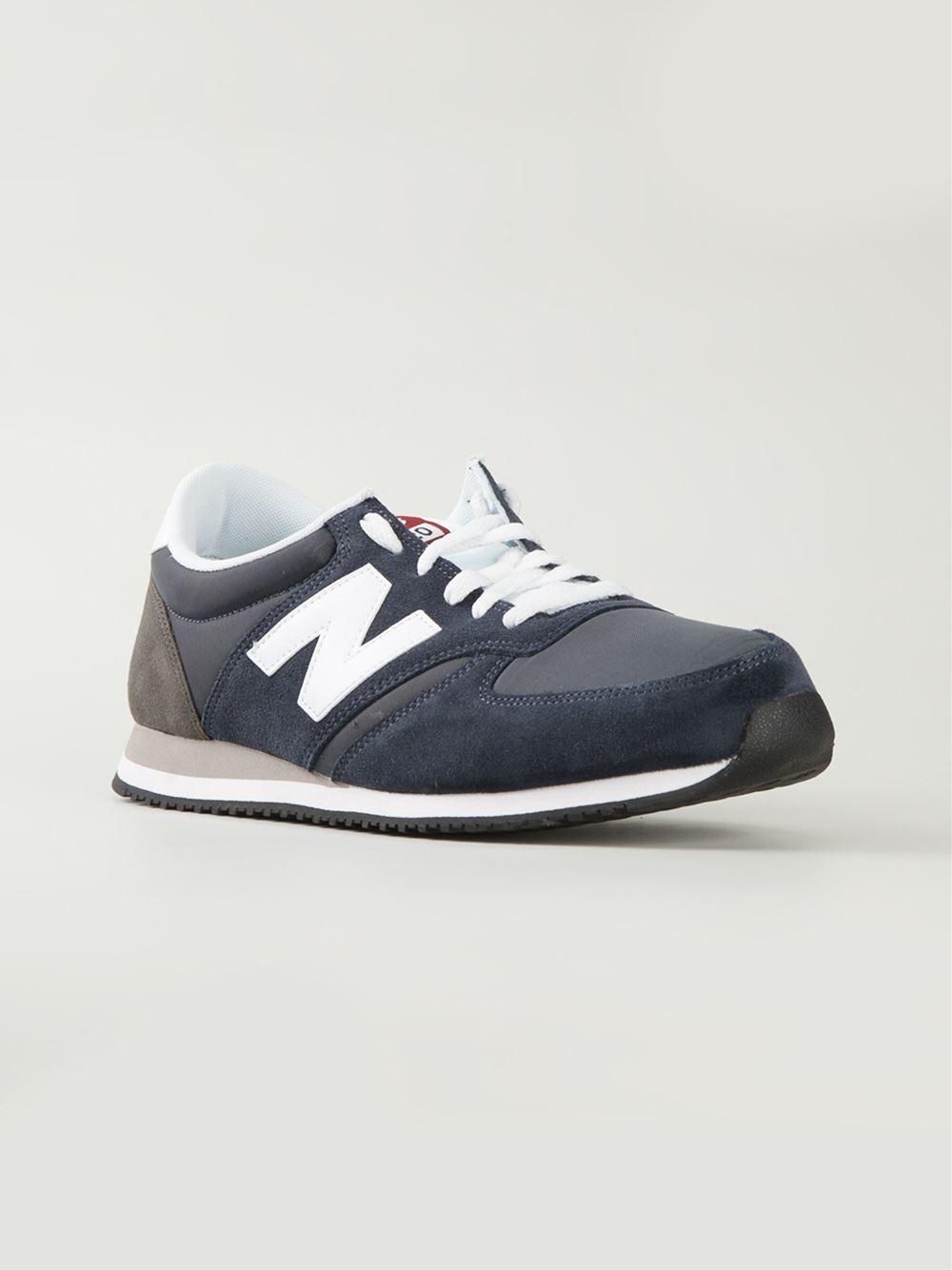 fe4e680b88e8 ... order lyst new balance 70s running 420 sneakers in blue for men 98f3b  23735