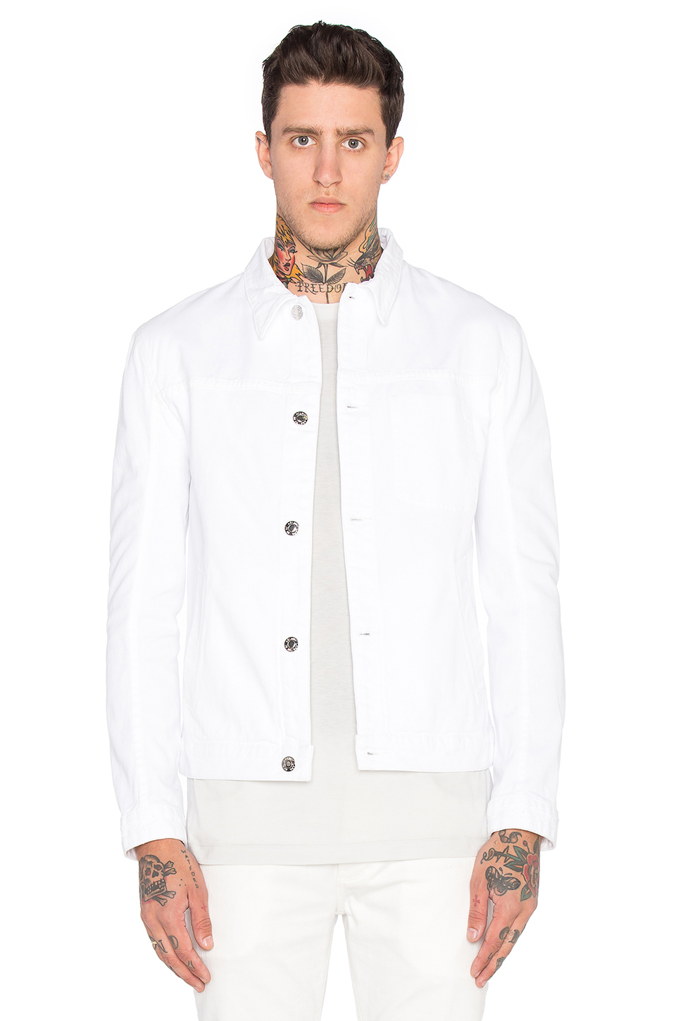 Shop for white denim jacket men online at Target. Free shipping on purchases over $35 and save 5% every day with your Target REDcard.