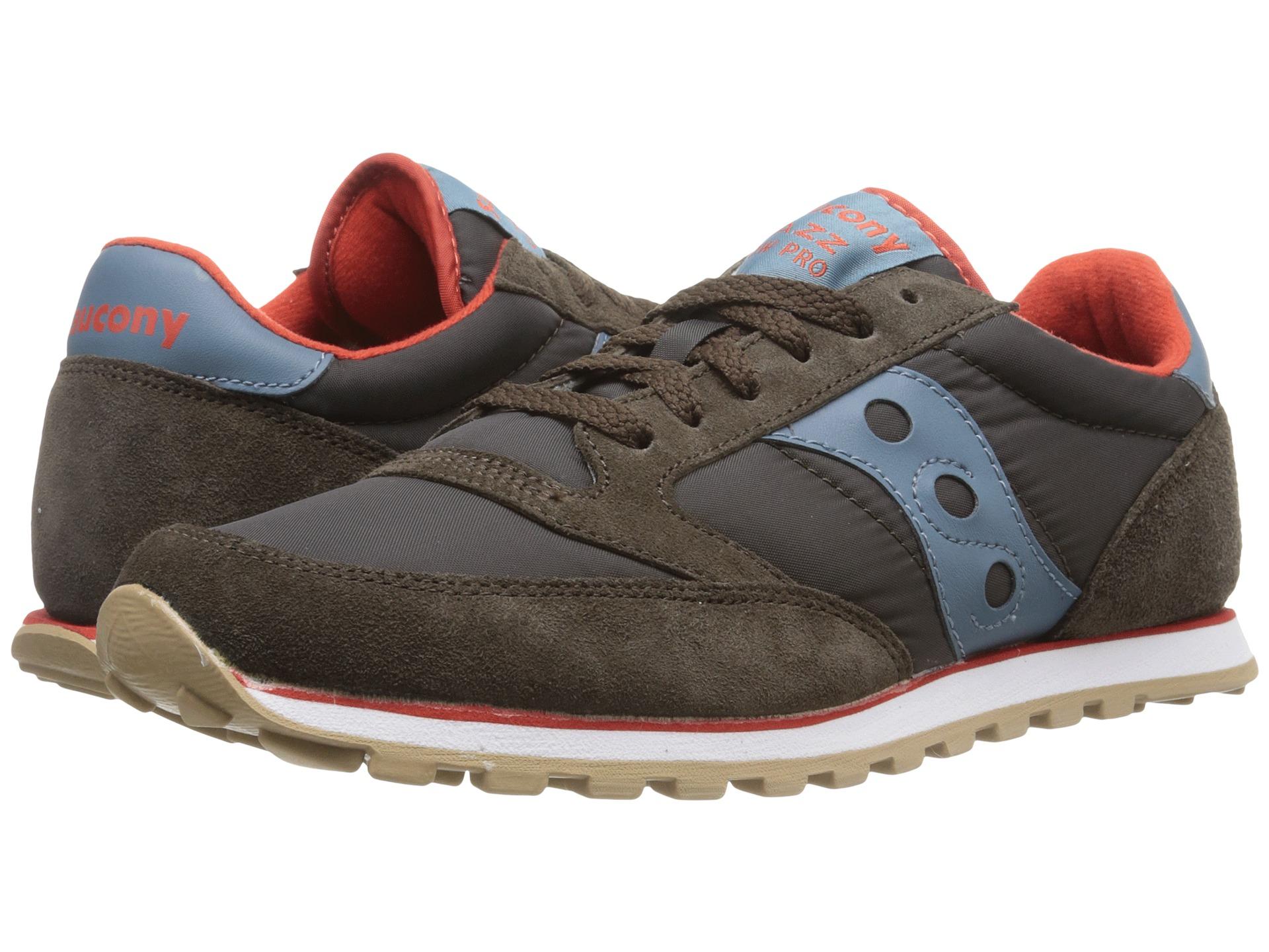 JAZZ LOW PRO W - FOOTWEAR - Low-tops & sneakers Saucony zmt4933Zw