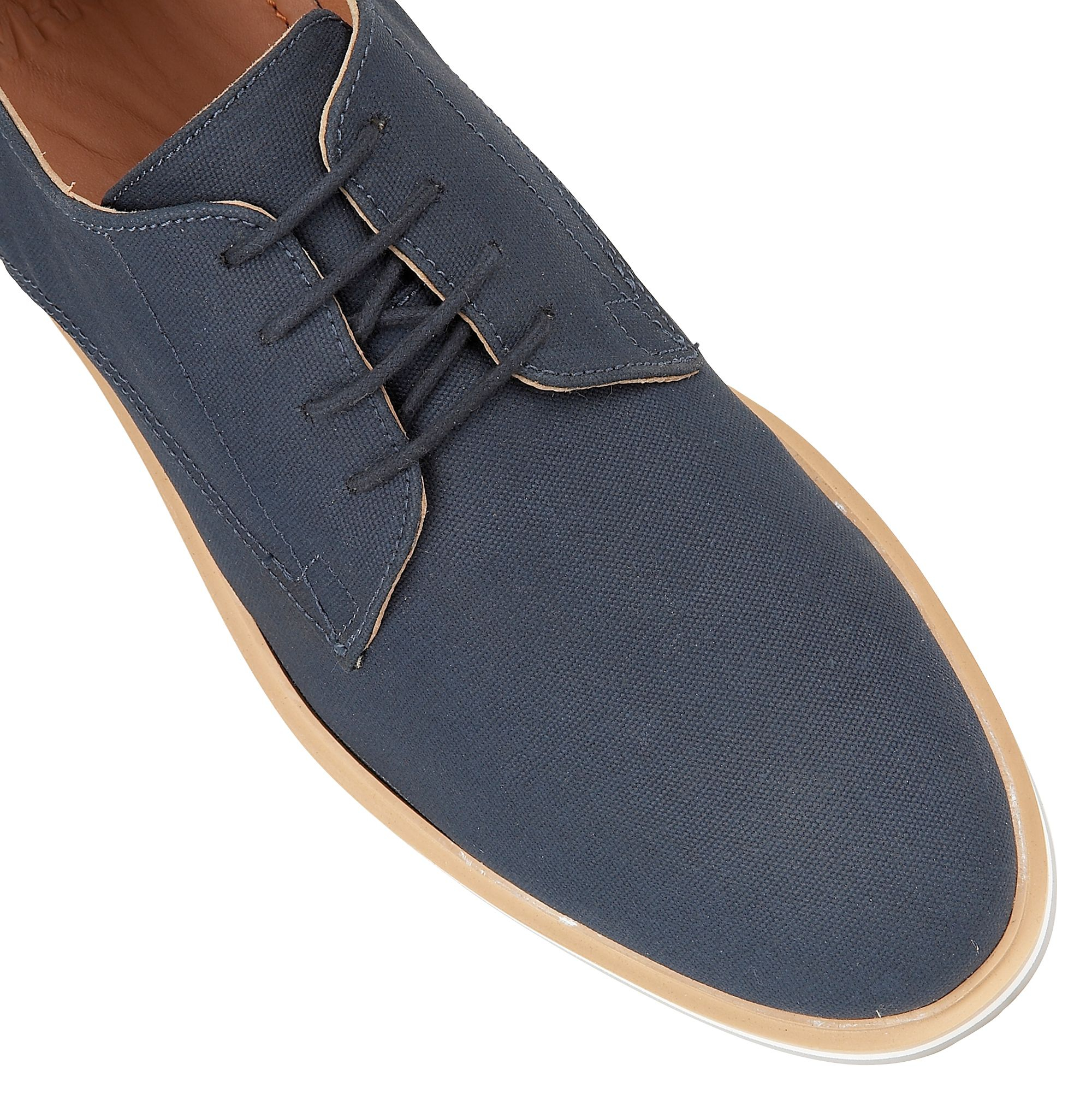 Gibson Derby Shoes Blue