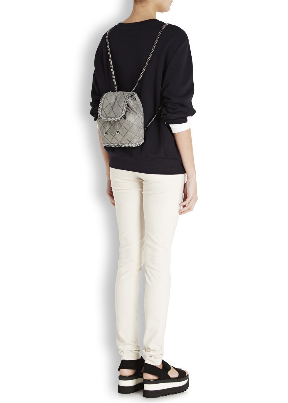 008a5996e0 Gallery. Previously sold at  Harvey Nichols · Women s Mini Backpack Women s Stella  Mccartney Falabella ...