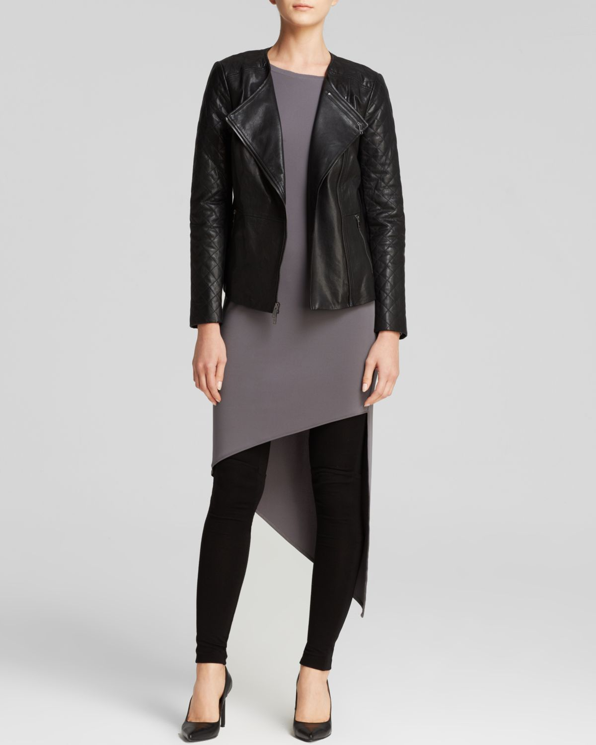 Dkny leather jackets