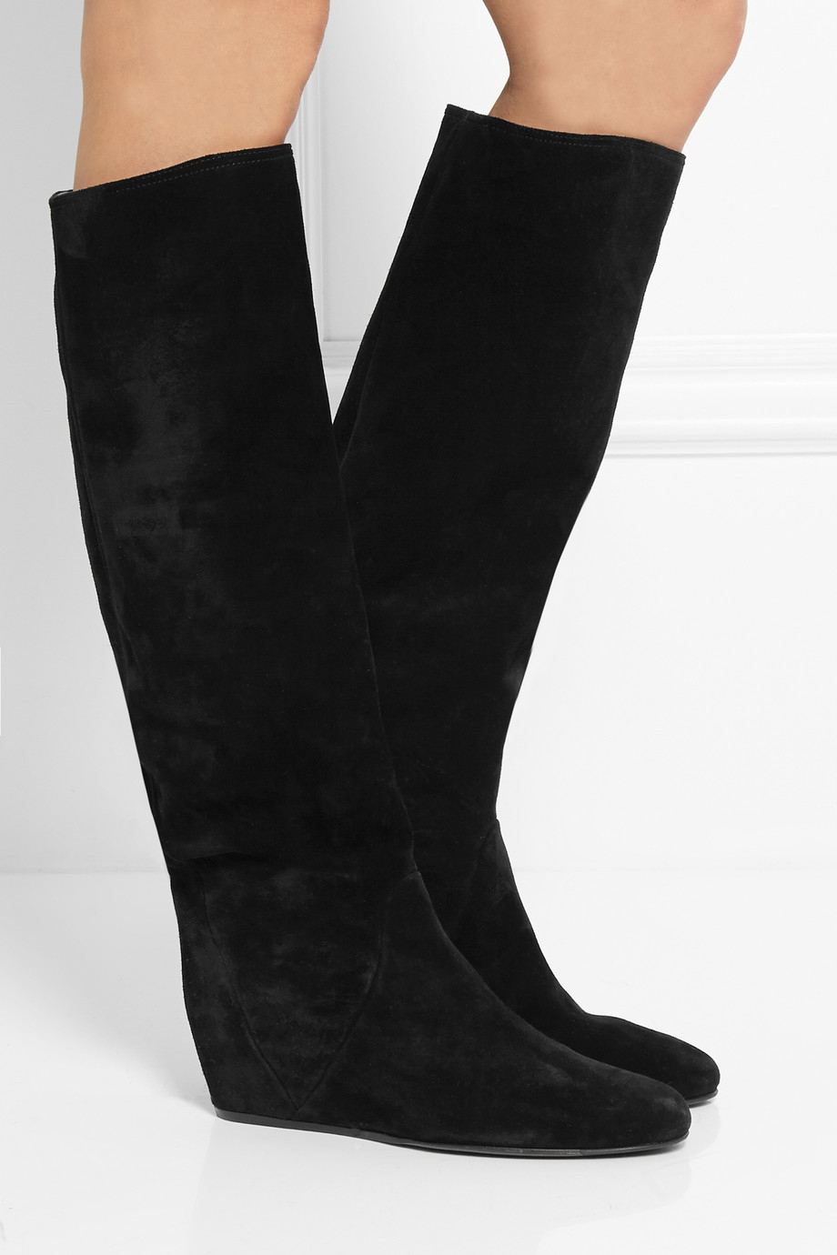 sale explore sale choice Lanvin Suede Wedge Boots outlet manchester great sale outlet cheap quality with credit card cheap price wjLvTO7