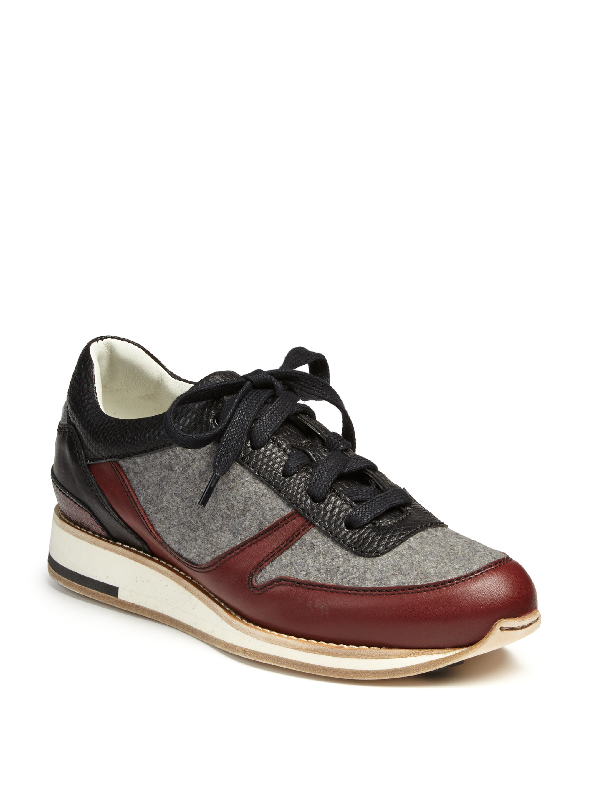 Lanvin Running Shoes