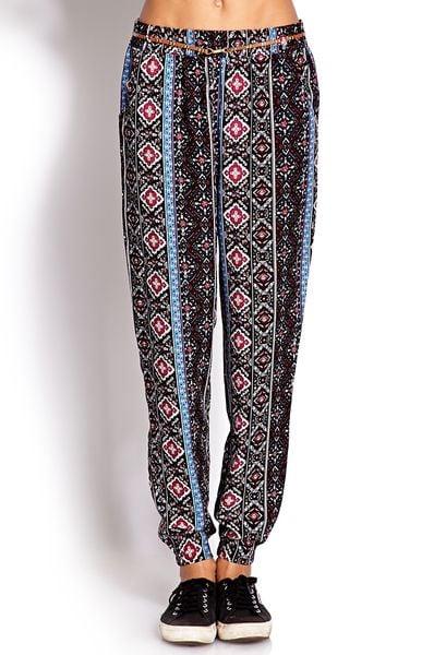 Innovative Parachute Pants For Women Forever 21 Womens Harem Pants Forever21com