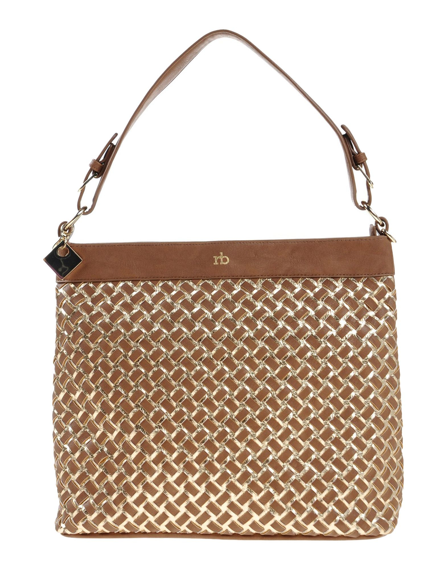 Roccobarocco Handbag in Natural (Khaki)