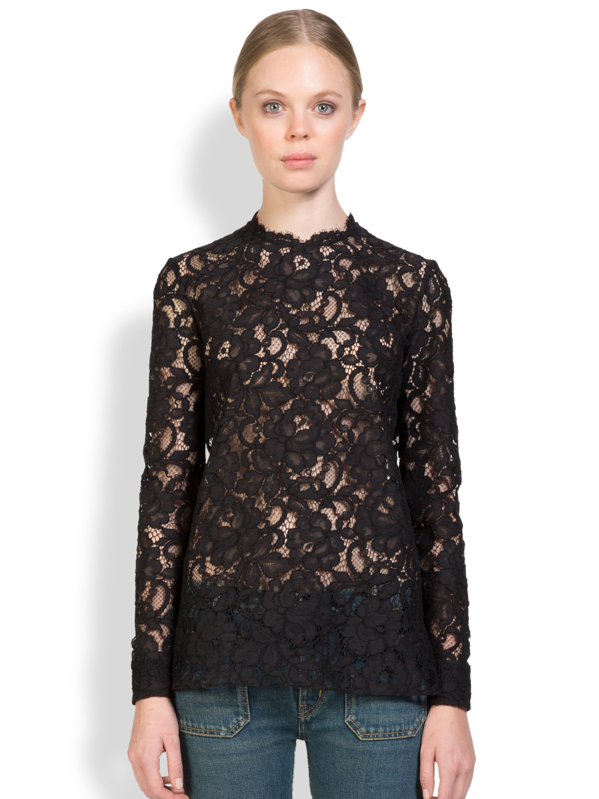 Find great deals on eBay for long sleeve lace tops. Shop with confidence.