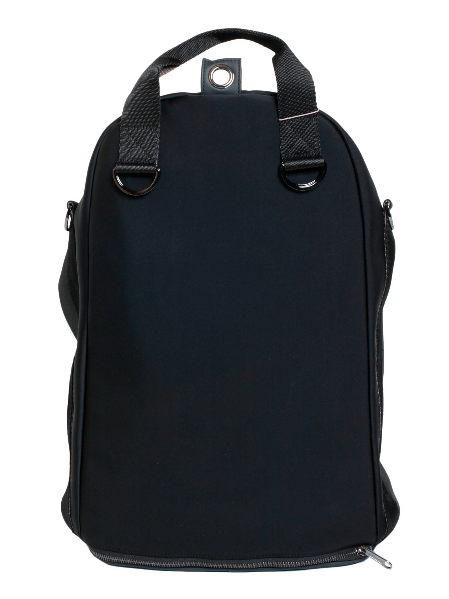 adidas by stella mccartney neoprene backpack studio in black nero lyst. Black Bedroom Furniture Sets. Home Design Ideas