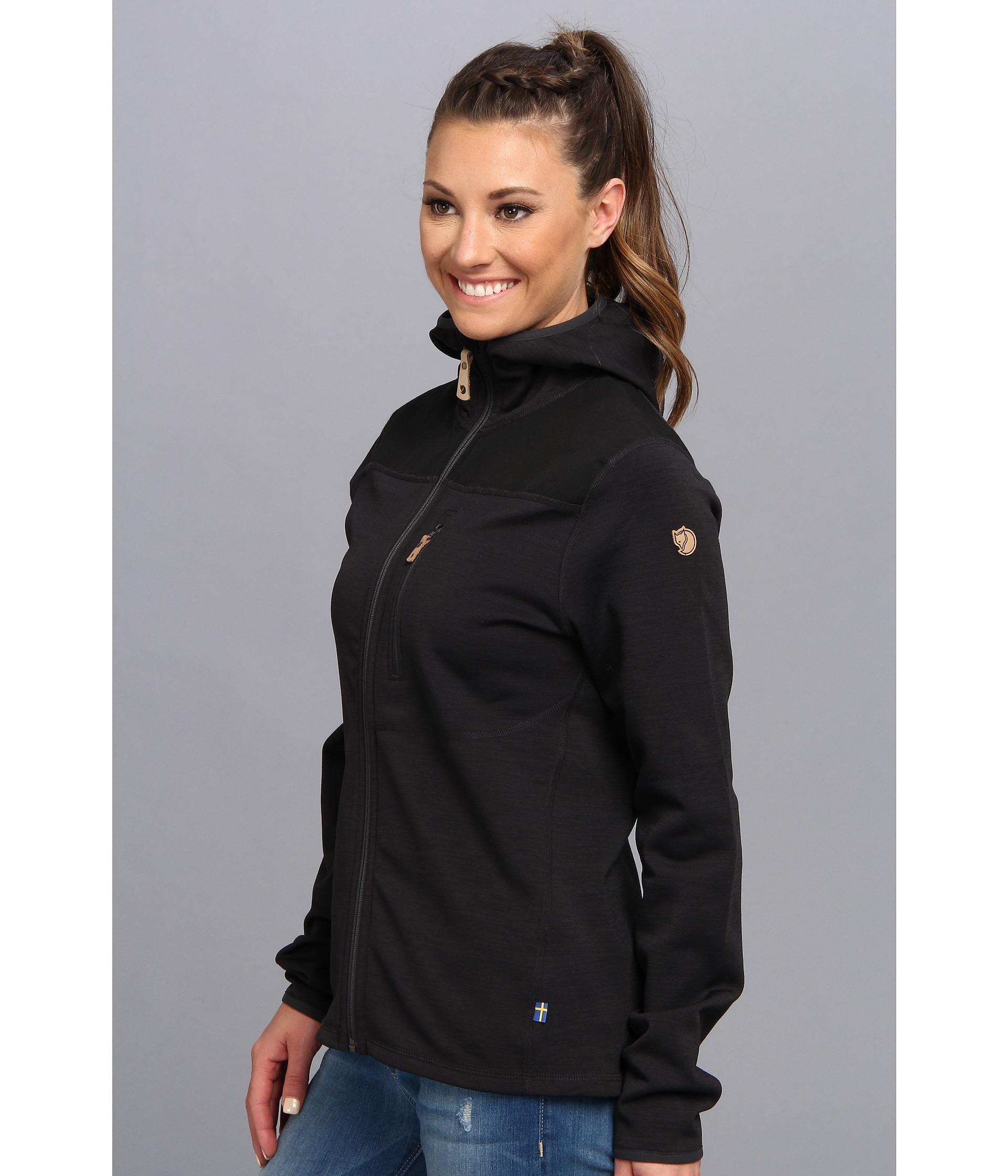 Fjallraven Keb Fleece Jacket in Gray | Lyst