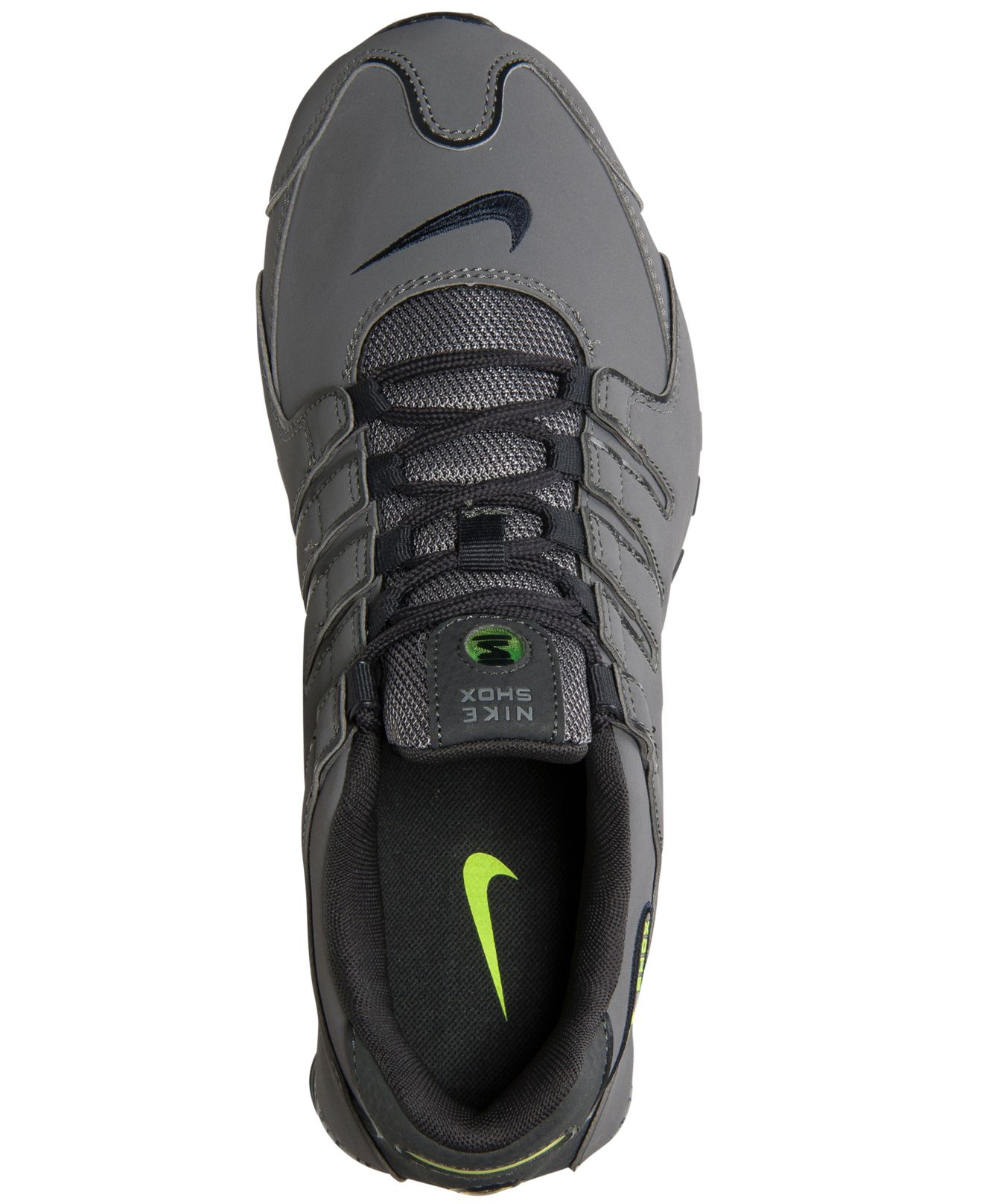 Lyst Nike Men S Shox Nz Eu Running Sneakers From Finish