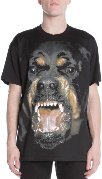Rottweiler Snarling Givenchy Snarling Rott...