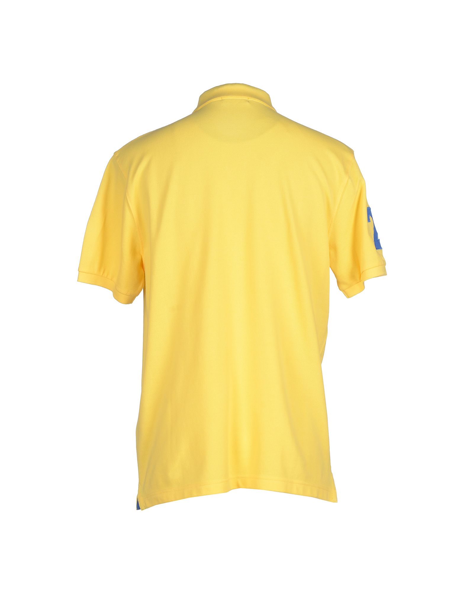 Lyst Hackett Polo Shirt In Yellow For Men