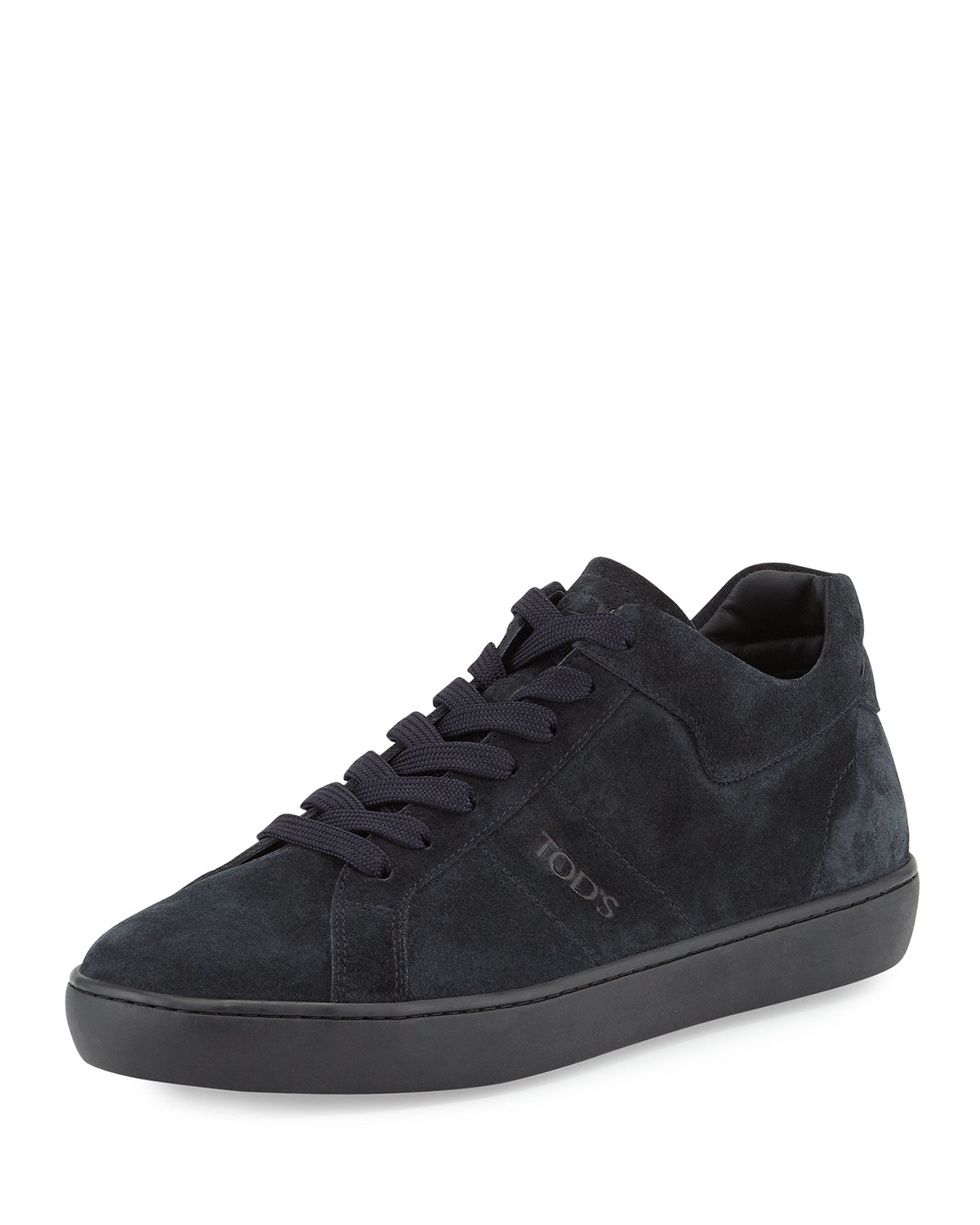 Tod's Suede Low-Top Sneakers free shipping top quality z8aXVSS